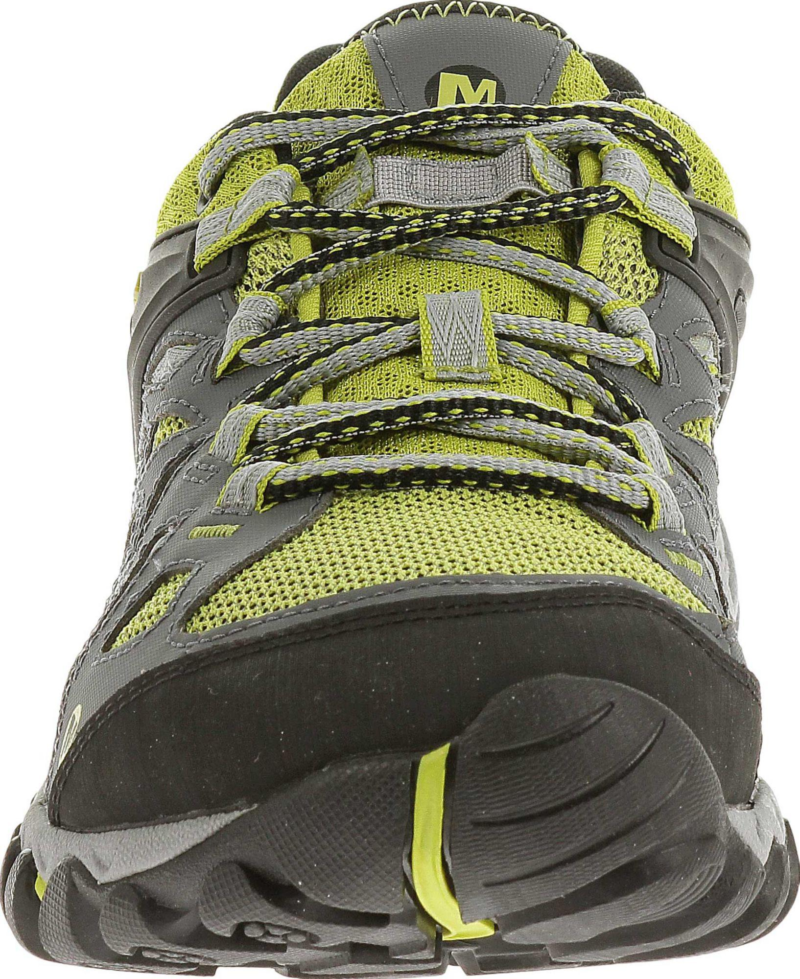 d008042c0981 Lyst - Merrell All Out Blaze Aero Sport Hiking Shoes in Green for Men