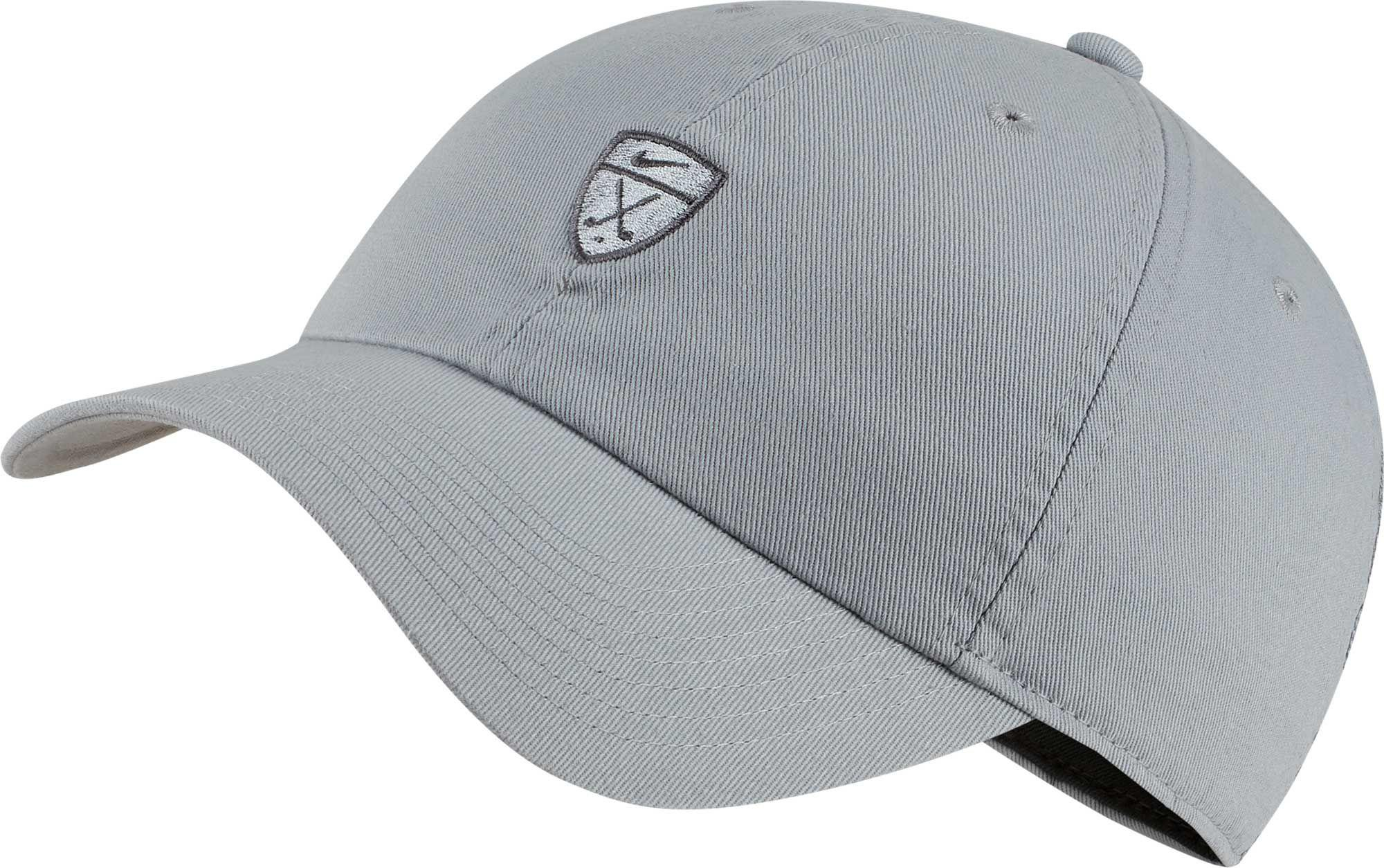 official photos 03543 5ed33 Nike. Men s Gray Heritage86 Golf Hat