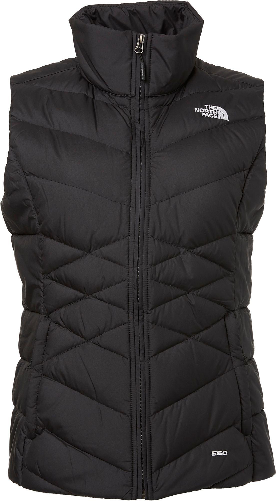 Lyst - The North Face Alpz Down Vest in Black fa6469512b