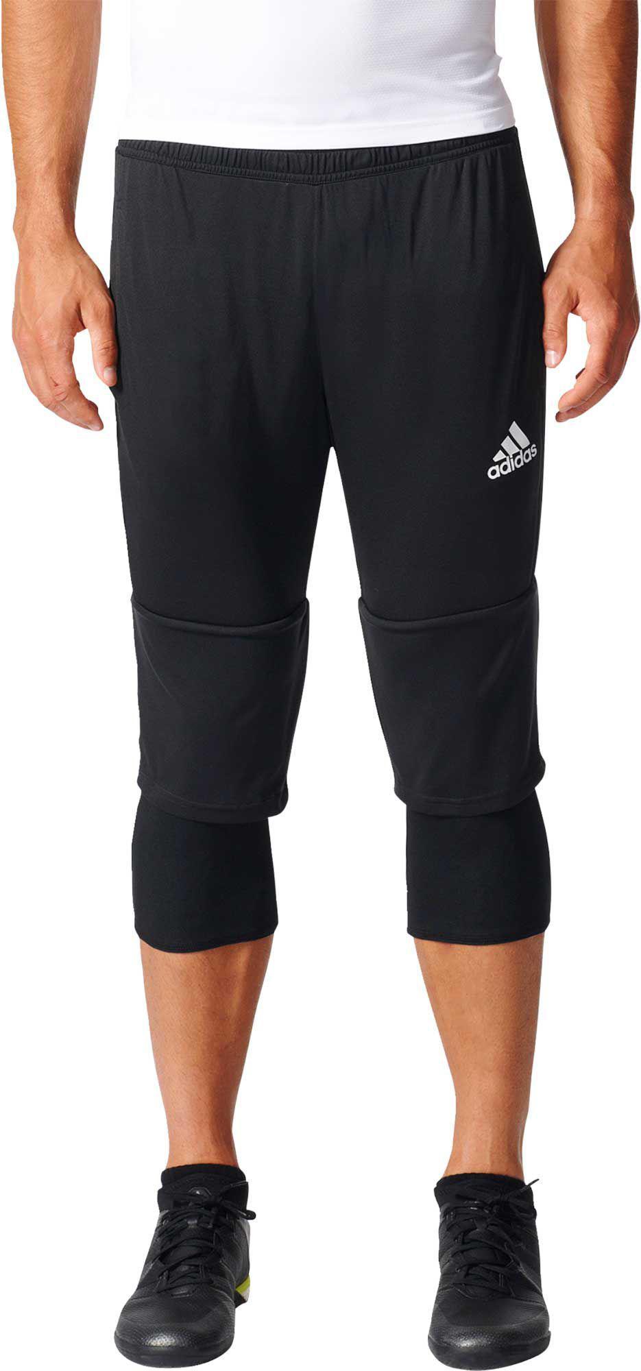 ae2a13322bbe Lyst - adidas Tiro 17 Three-quarter Pants in Black for Men