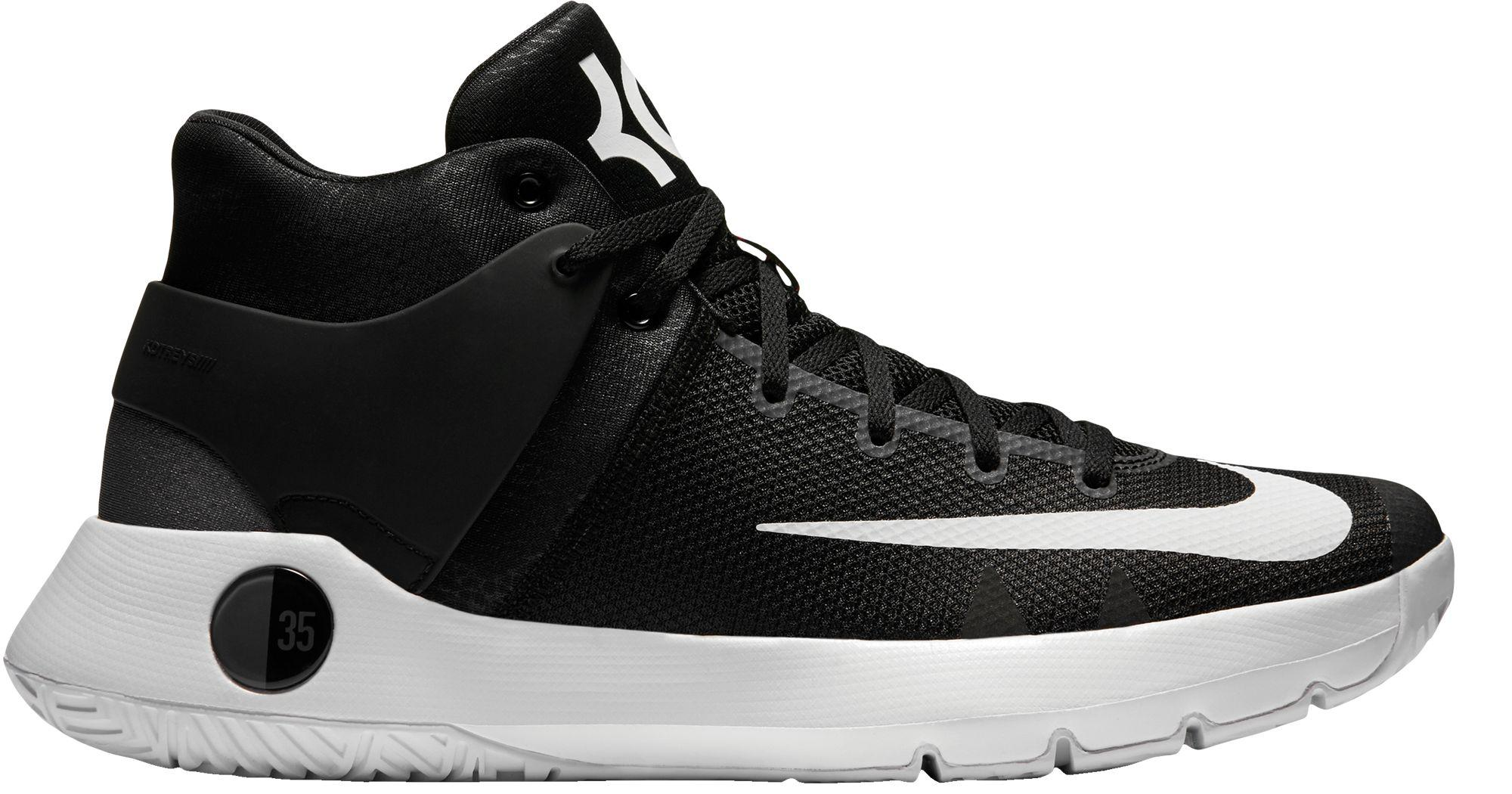 promo code 9737c d6915 Nike Kd Trey 5 Iv Basketball Shoes in Black for Men - Lyst