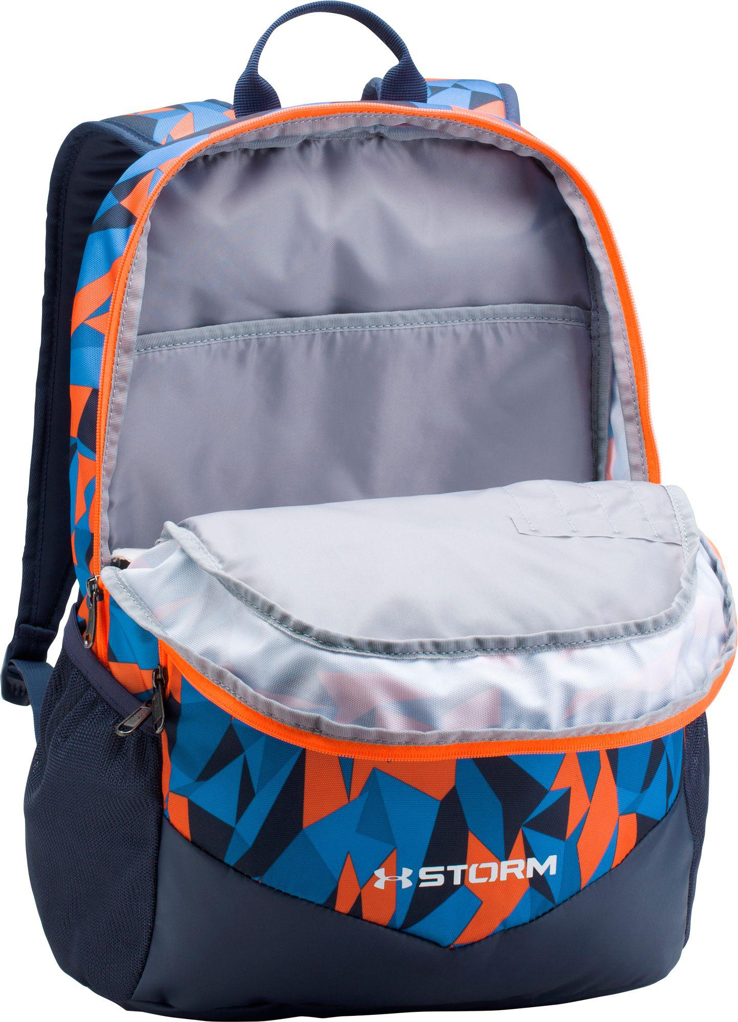 75ad422153 Lyst - Under Armour Youth Scrimmage Backpack in Blue