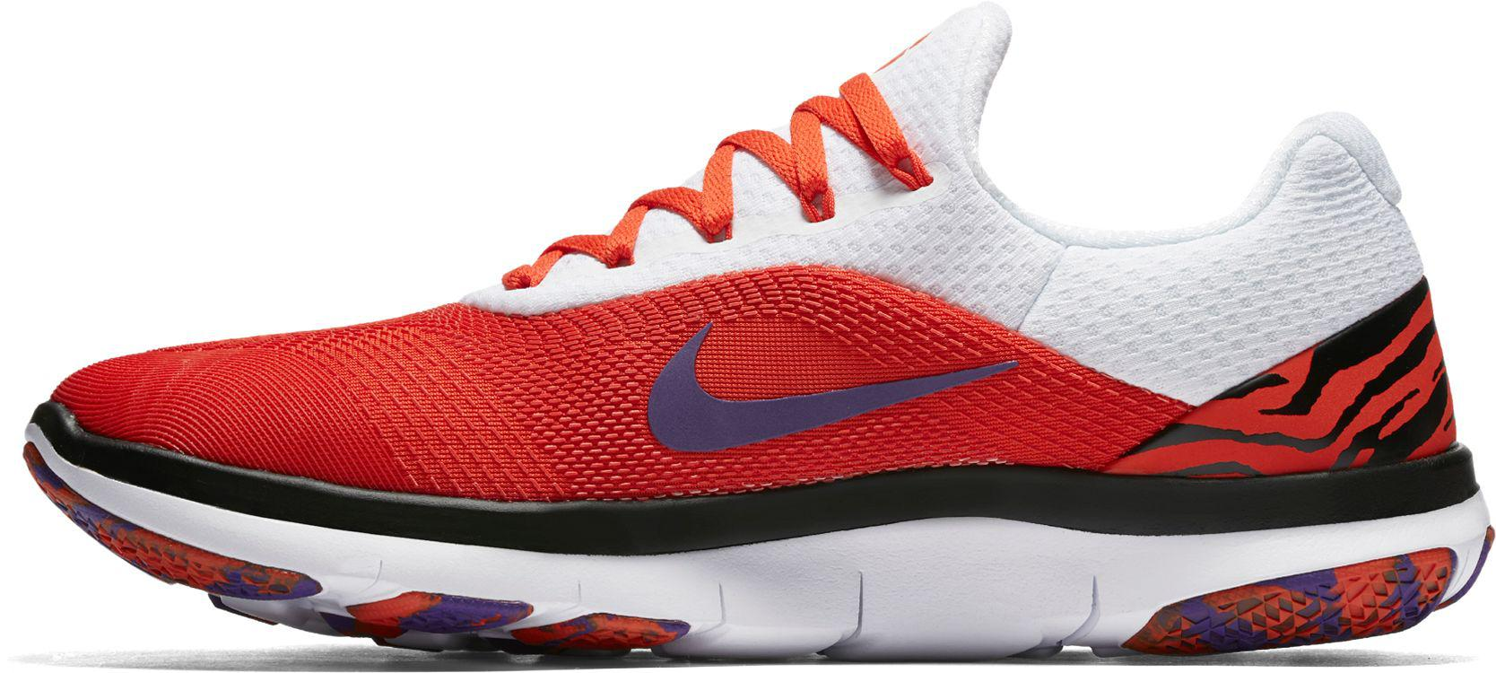 675c263289 ... closeout lyst nike free trainer v7 week zero clemson edition training  shoes dbef8 9232e