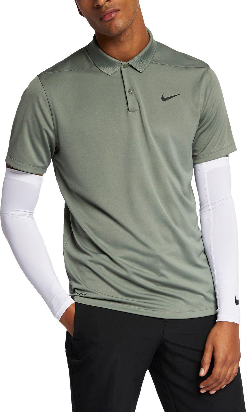 ac79df15 Nike - Multicolor Solid Dry Victory Golf Polo for Men - Lyst