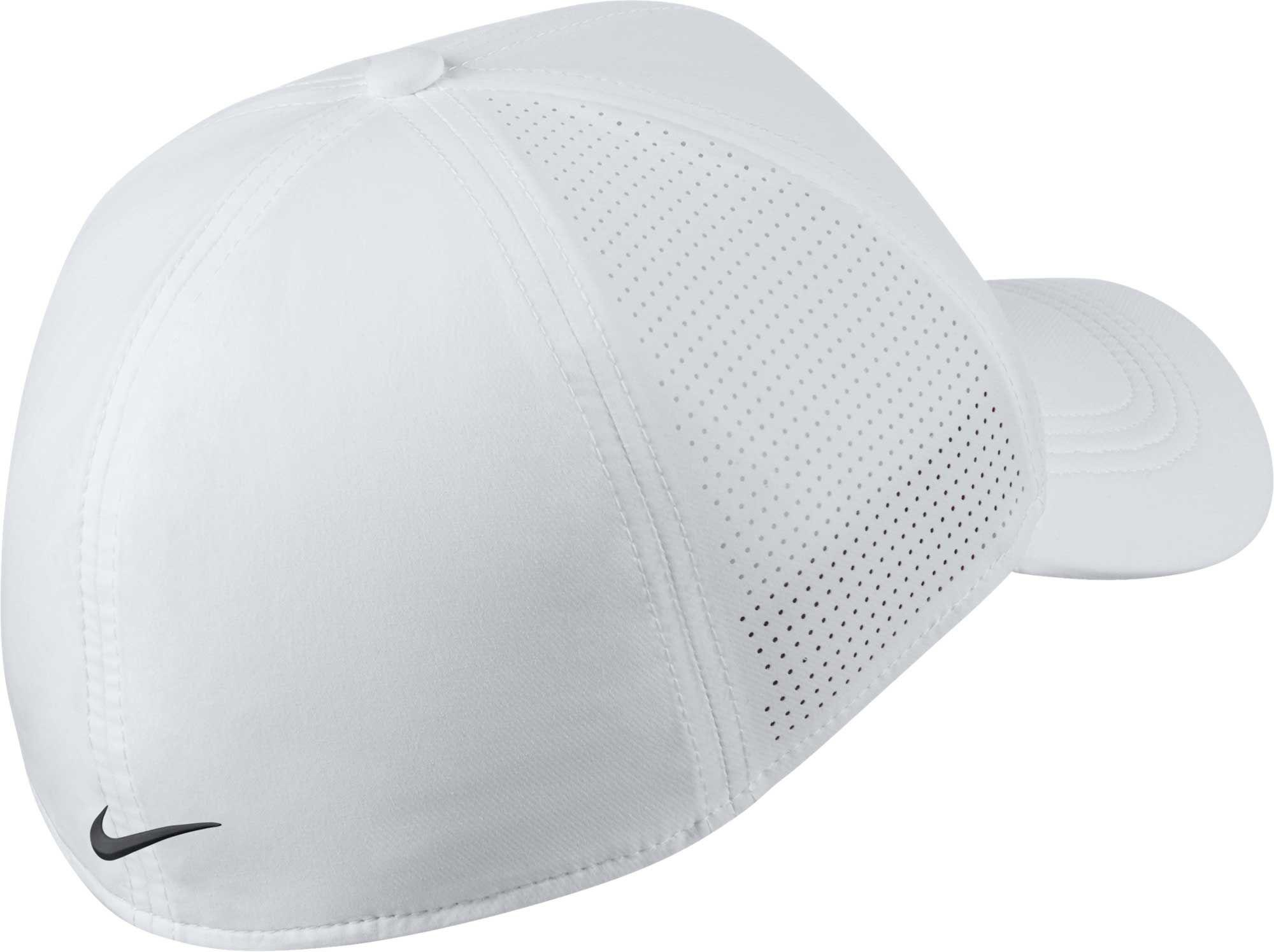 Lyst - Nike 2018 Aerobill Legacy91 Perforated Golf Hat in White for Men f74ff5391a9