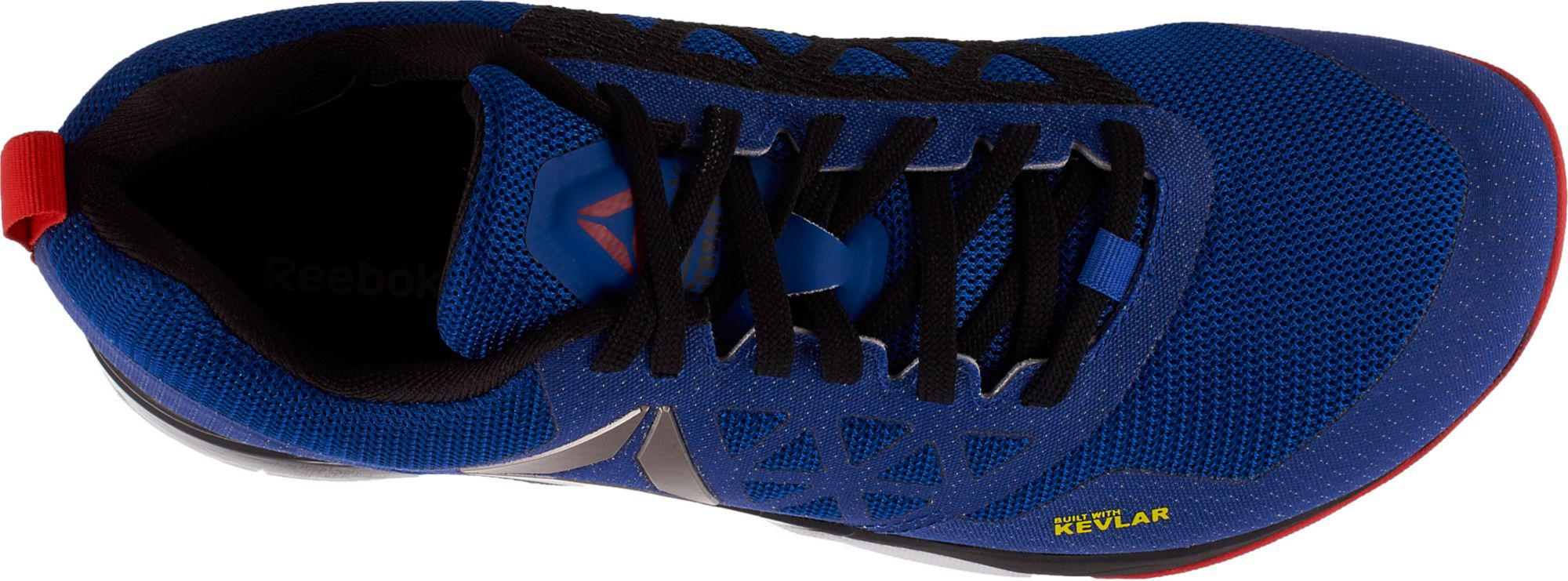 Lyst - Reebok Crossfit Nano 6.0 Training Shoes in Blue for Men a286956e6