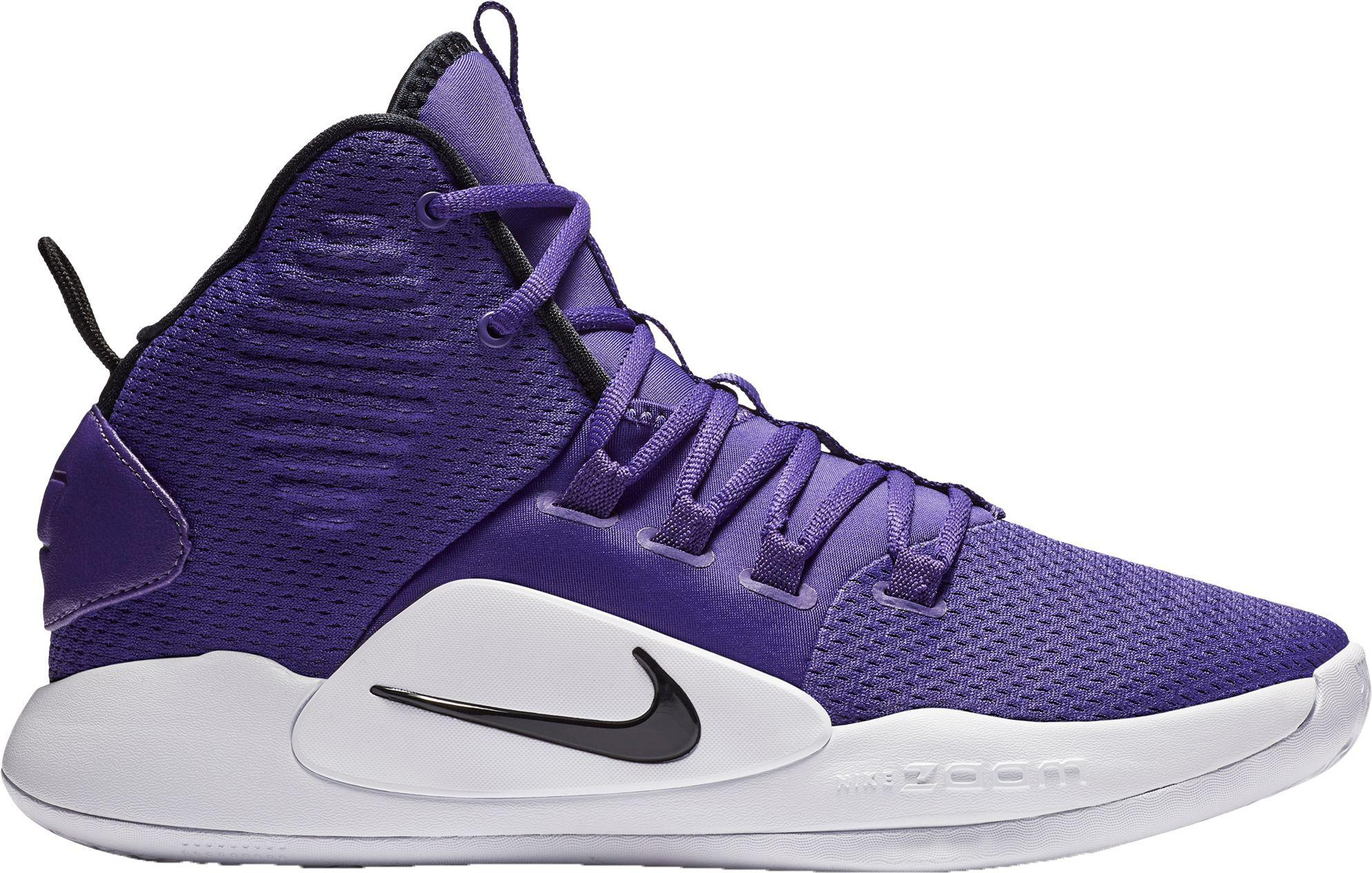 1d1a02f0ee4f Nike Hyperdunk X Mid Tb Basketball Shoes in Purple for Men - Lyst