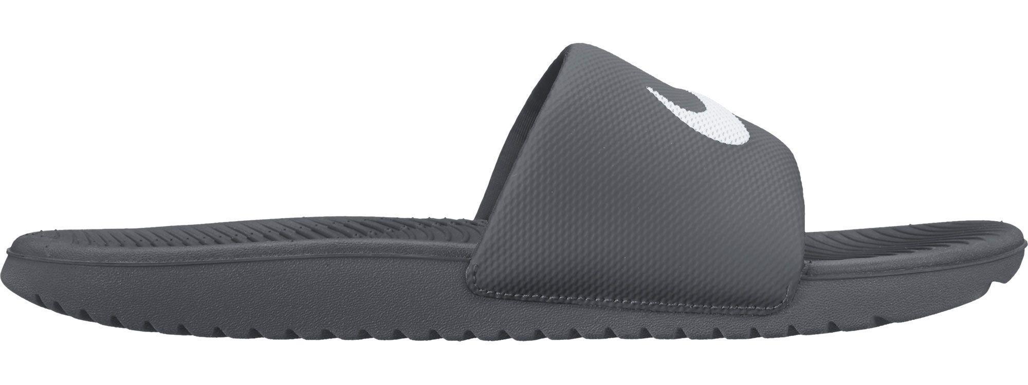 8cdfedee0 Lyst - Nike Kawa Slides in Gray for Men - Save 21%
