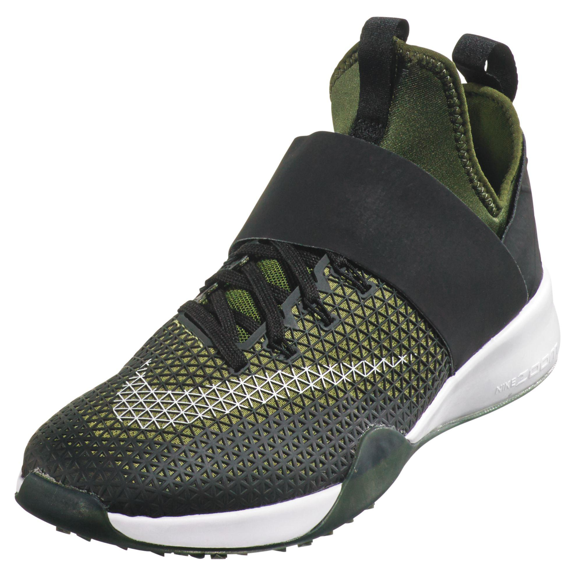 c08c4e390ca140 Lyst - Nike Air Zoom Strong Training Shoes in Green for Men
