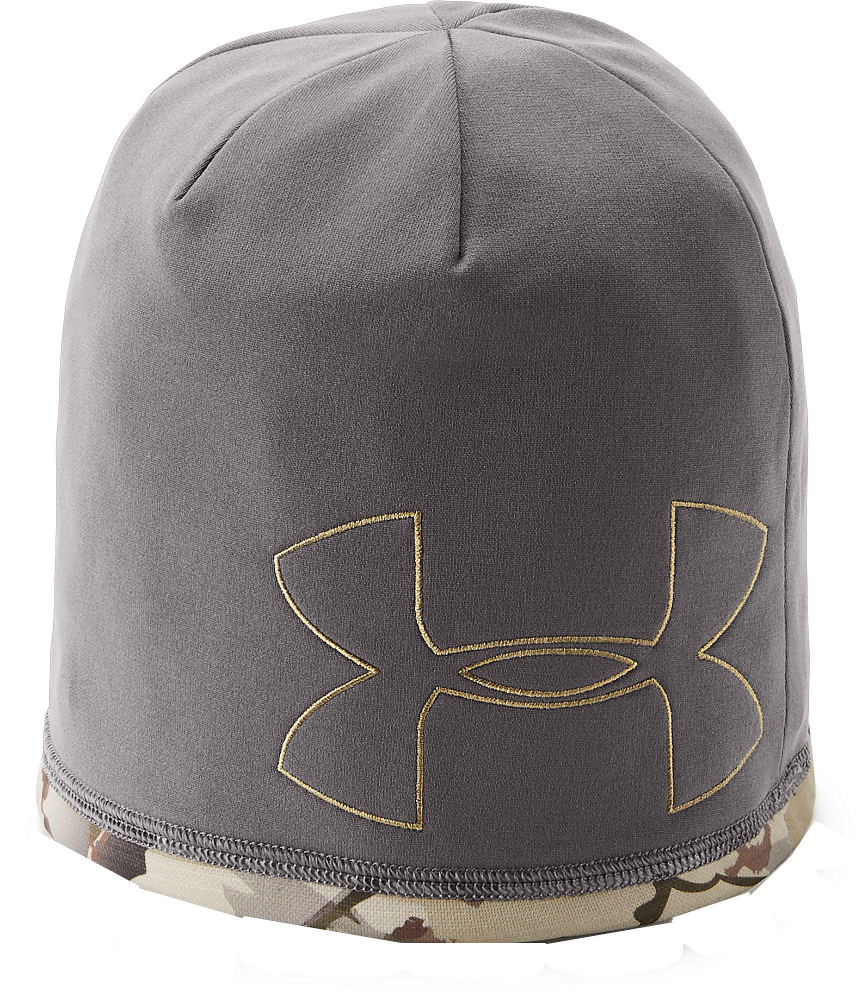 215a594904b Lyst - Under Armour Reversible Fleece 2.0 Hunting Beanie for Men