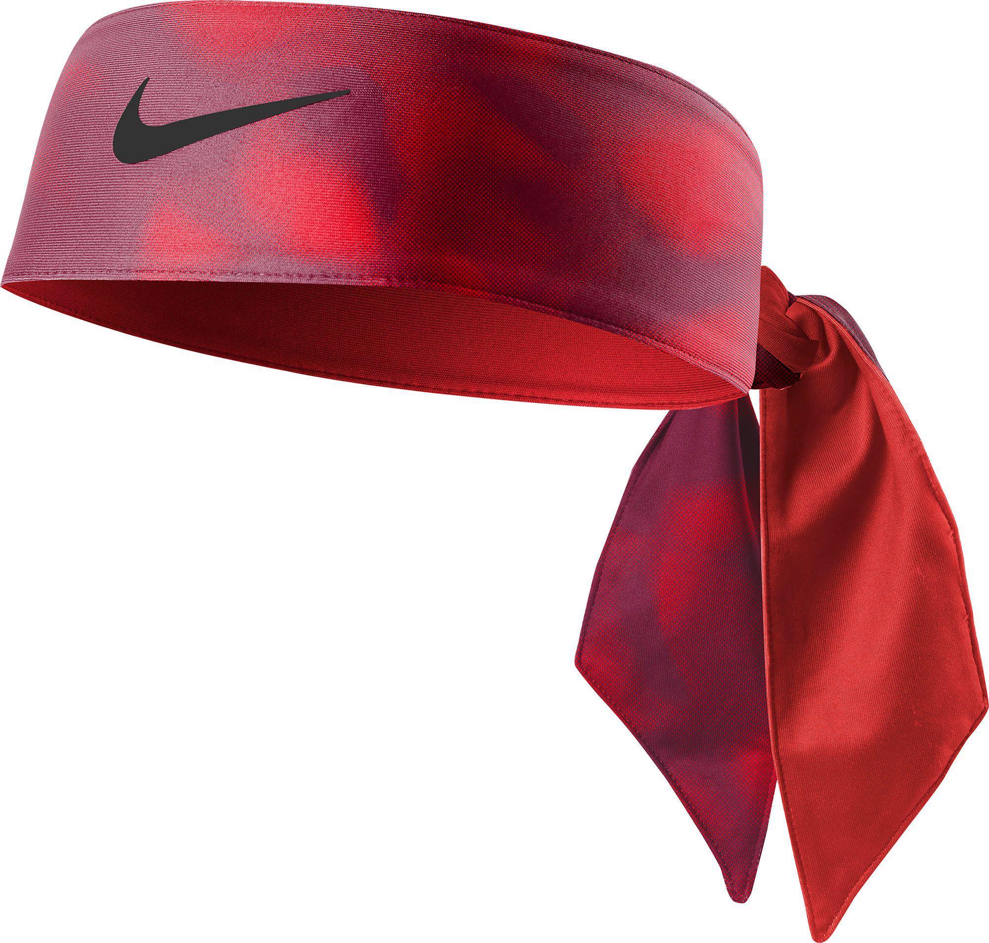 743dc46a33dc Lyst - Nike Dri-fit Head Tie 3.0 in Red