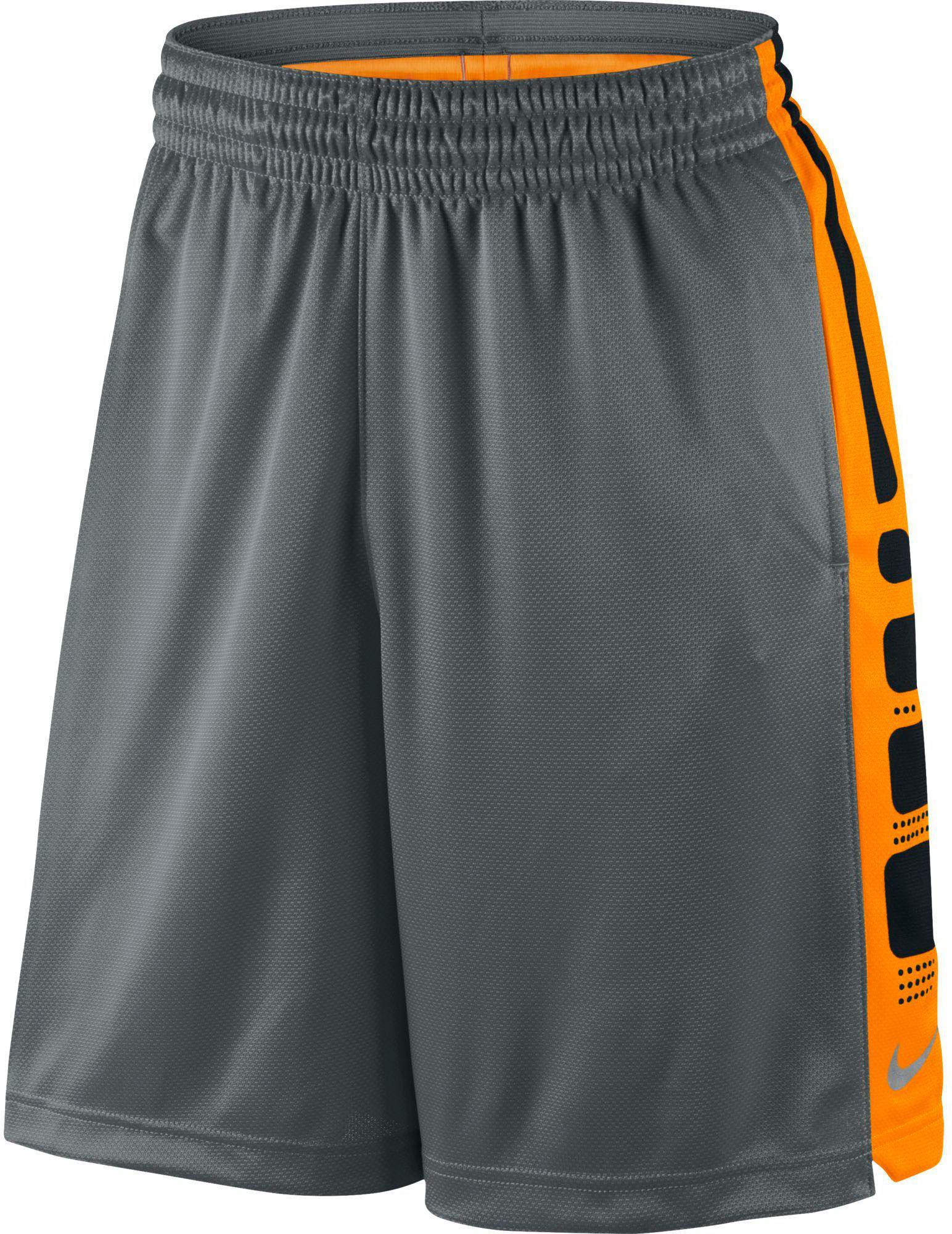 1cfebf1092f2 Lyst - Nike 9   Elite Stripe Basketball Shorts in Gray for Men