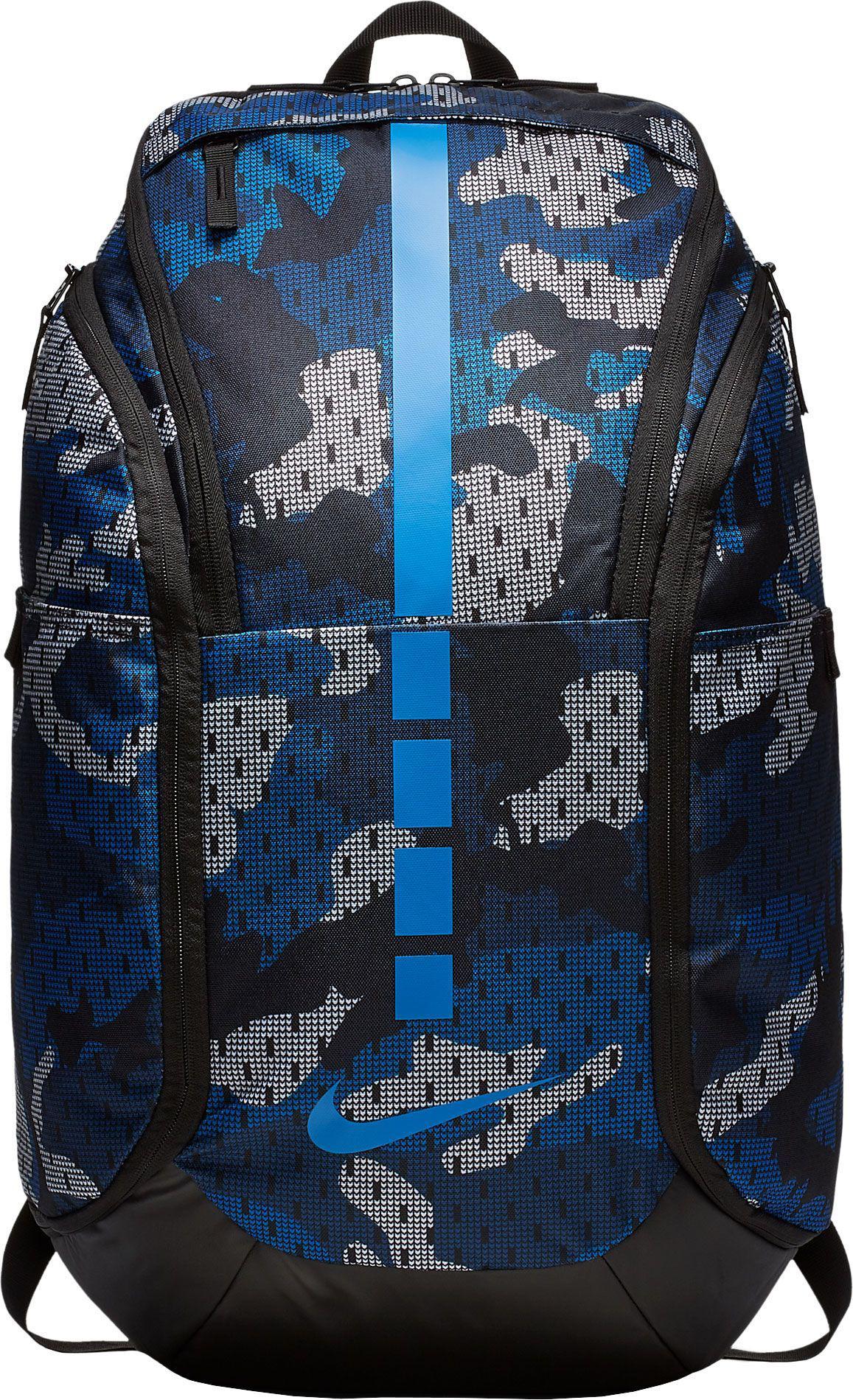 7e64b709b129 Mens Blue Hoops Elite Pro Camo Basketball Backpack new product 181ba 5d0f5  ...
