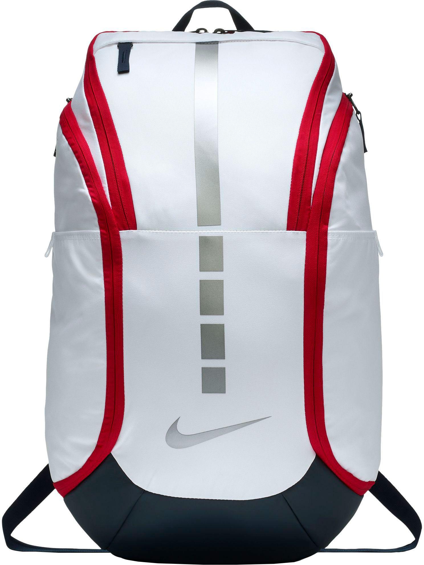 409071c67 Nike Hoops Elite Pro Basketball Backpack in White for Men - Lyst