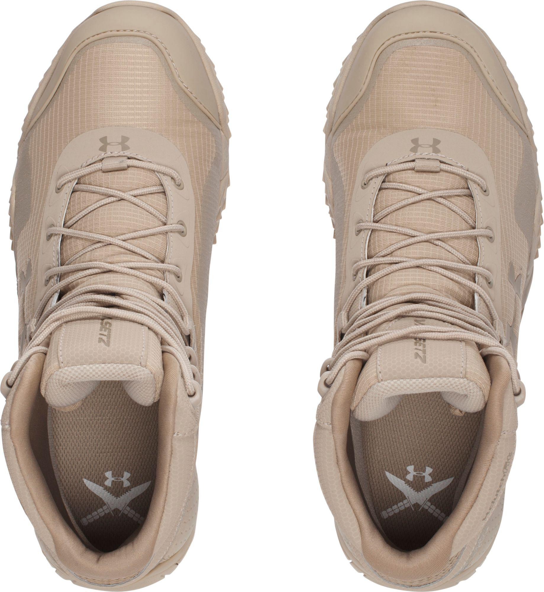 f9a0bb478e6874 Under Armour - Natural Valsetz Rts 7    Reaper Tactical Boots for ...