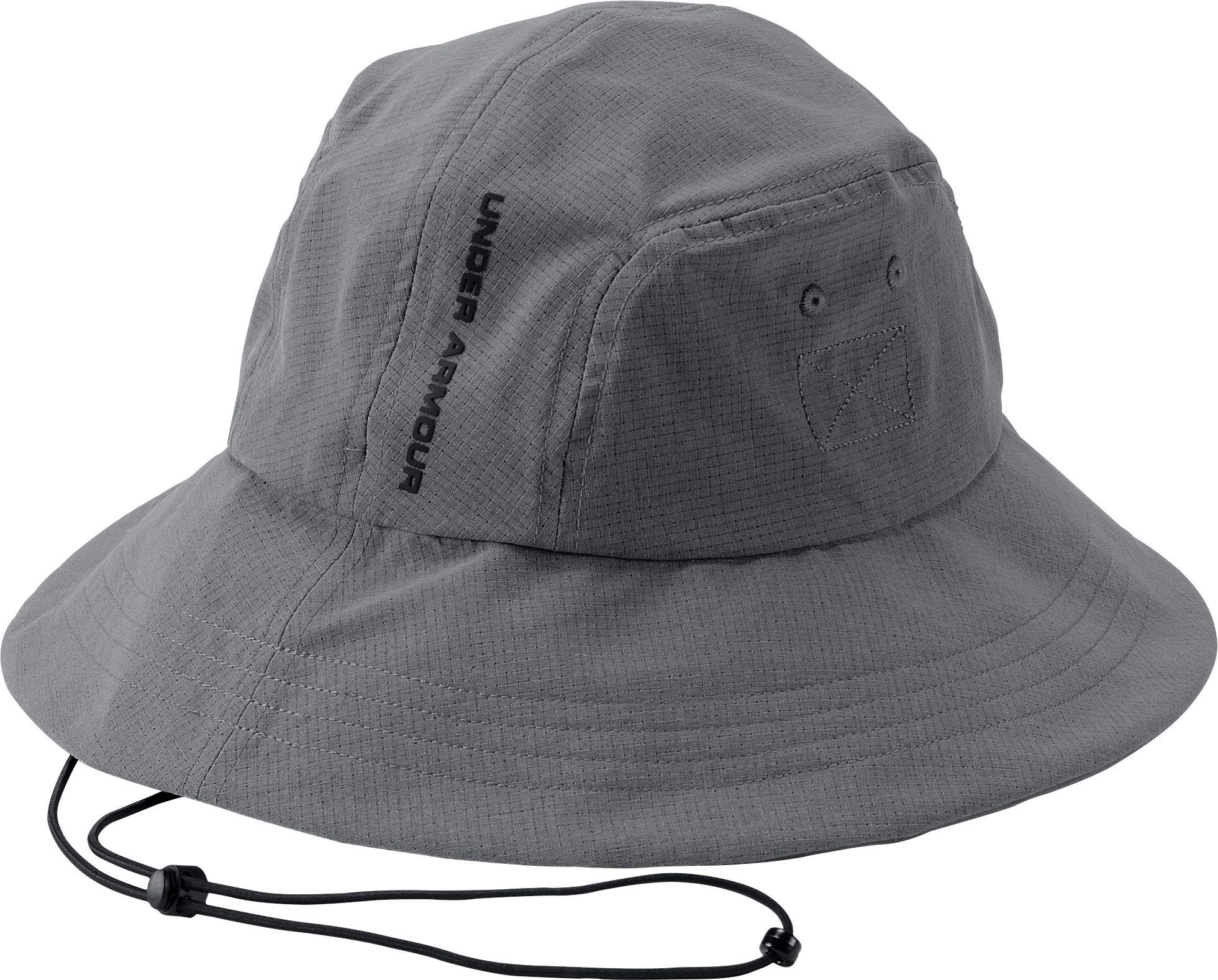 f5b058d4b9f Lyst - Under Armour Armourvent Warrior 2.0 Bucket Hat in Black for Men