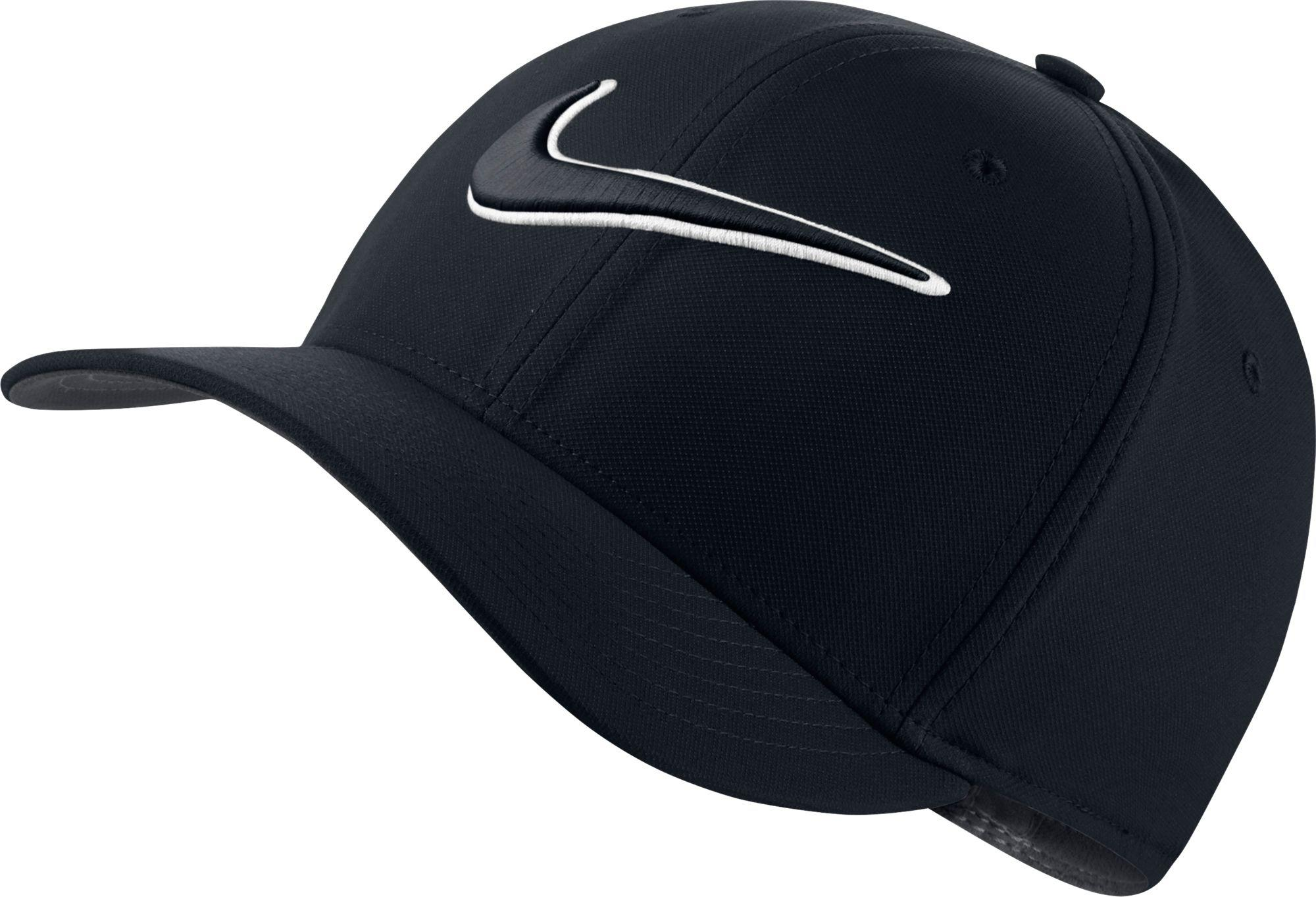 Lyst - Nike Classic99 Swoosh Golf Hat in Black for Men 3be391ad005