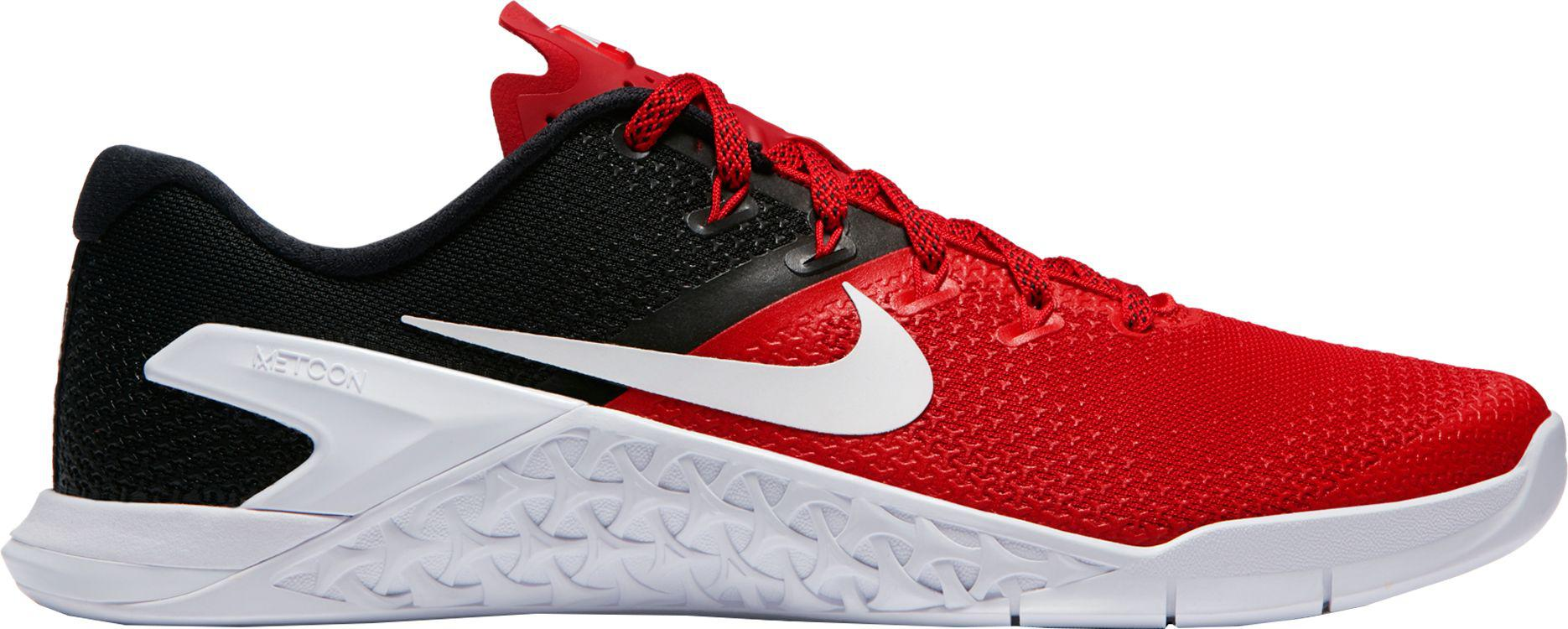 155a1c9de0214 Lyst - Nike Metcon 4 Training Shoes in Red for Men - Save 33%