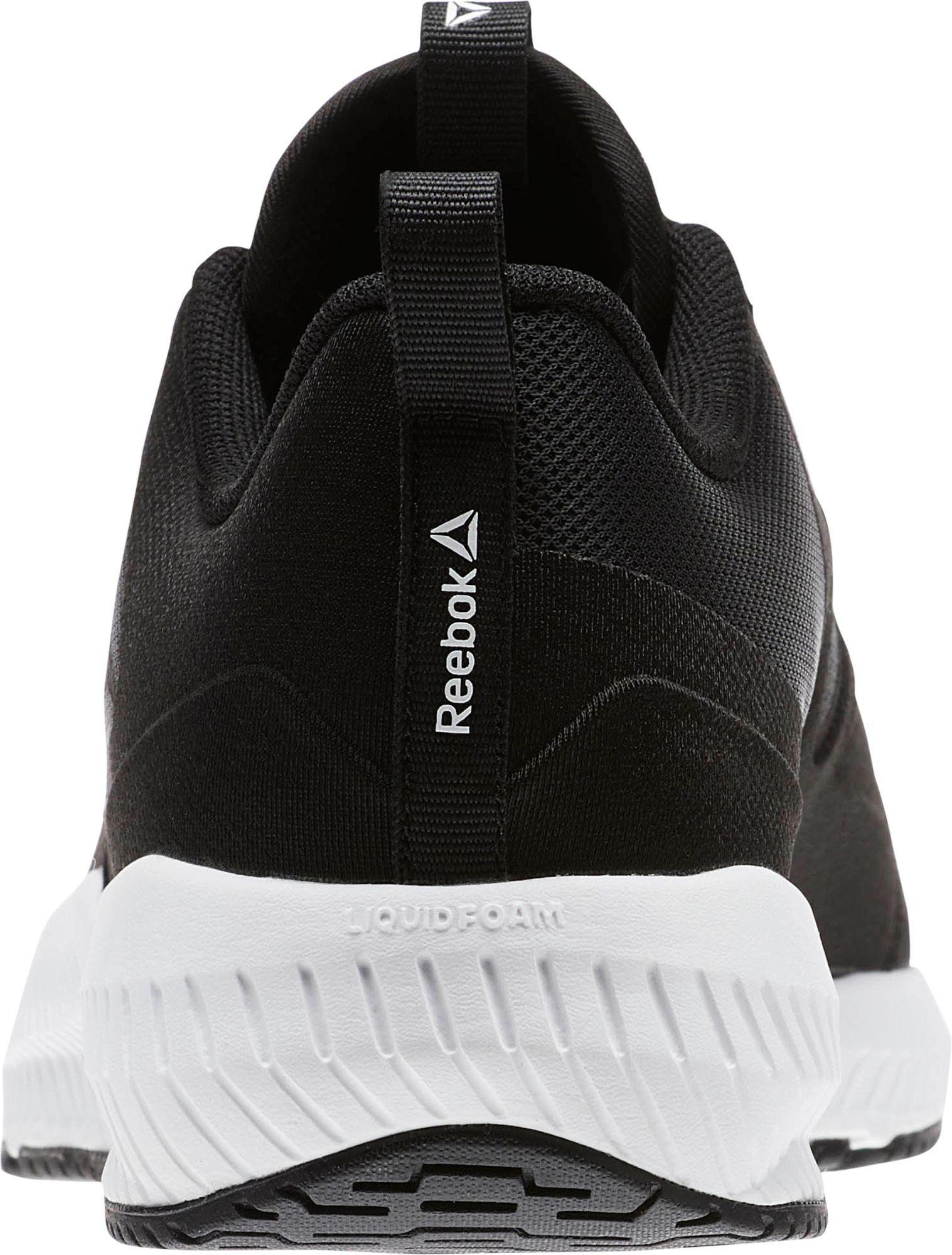 34a53371aa0605 Lyst - Reebok Hydrorush Tr Training Shoes in Black for Men