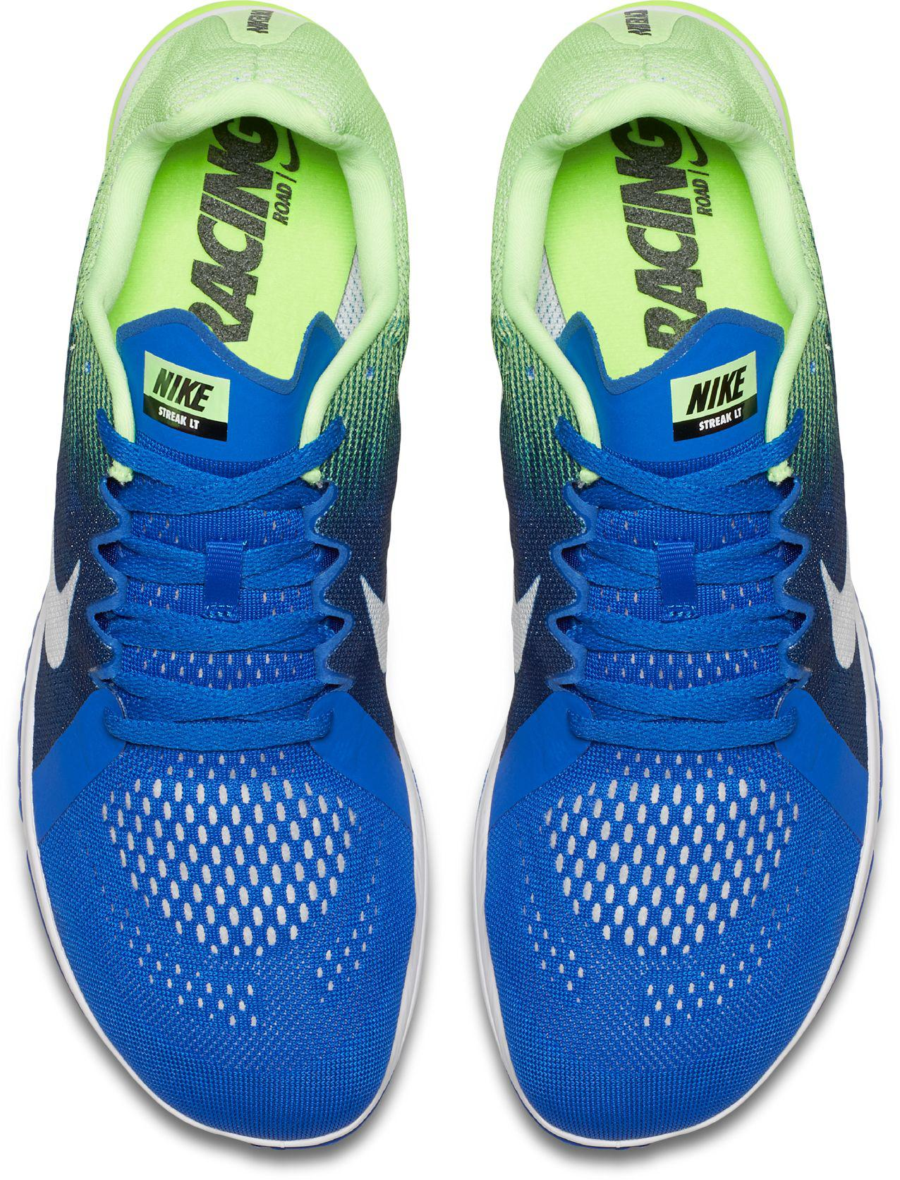 3f1409f664356 Lyst - Nike Zoom Streak Lt 3 Track And Field Shoes in Blue for Men