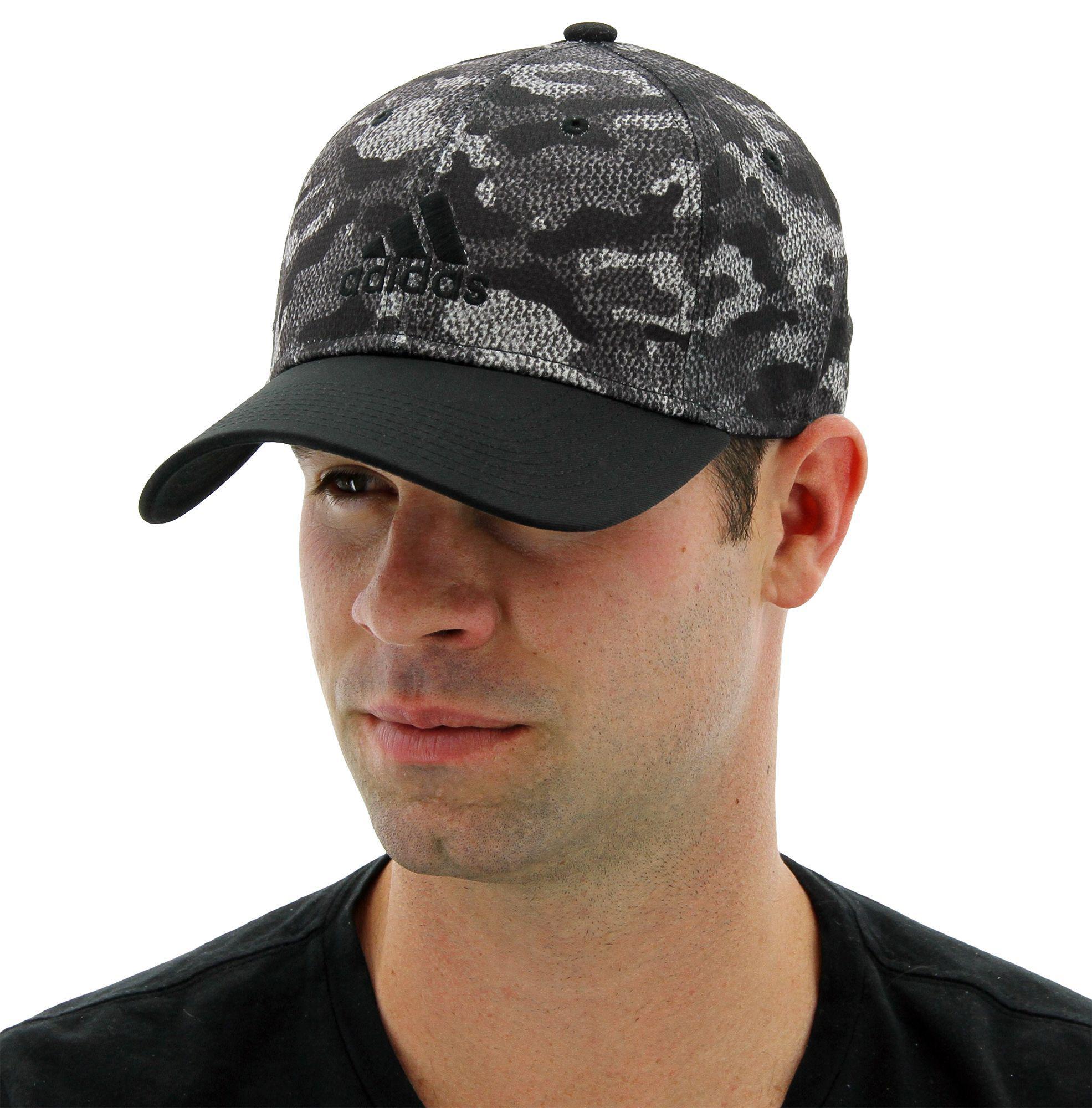9edb4d792236 Lyst - adidas Originals Soldier Stretch Fit Cap for Men