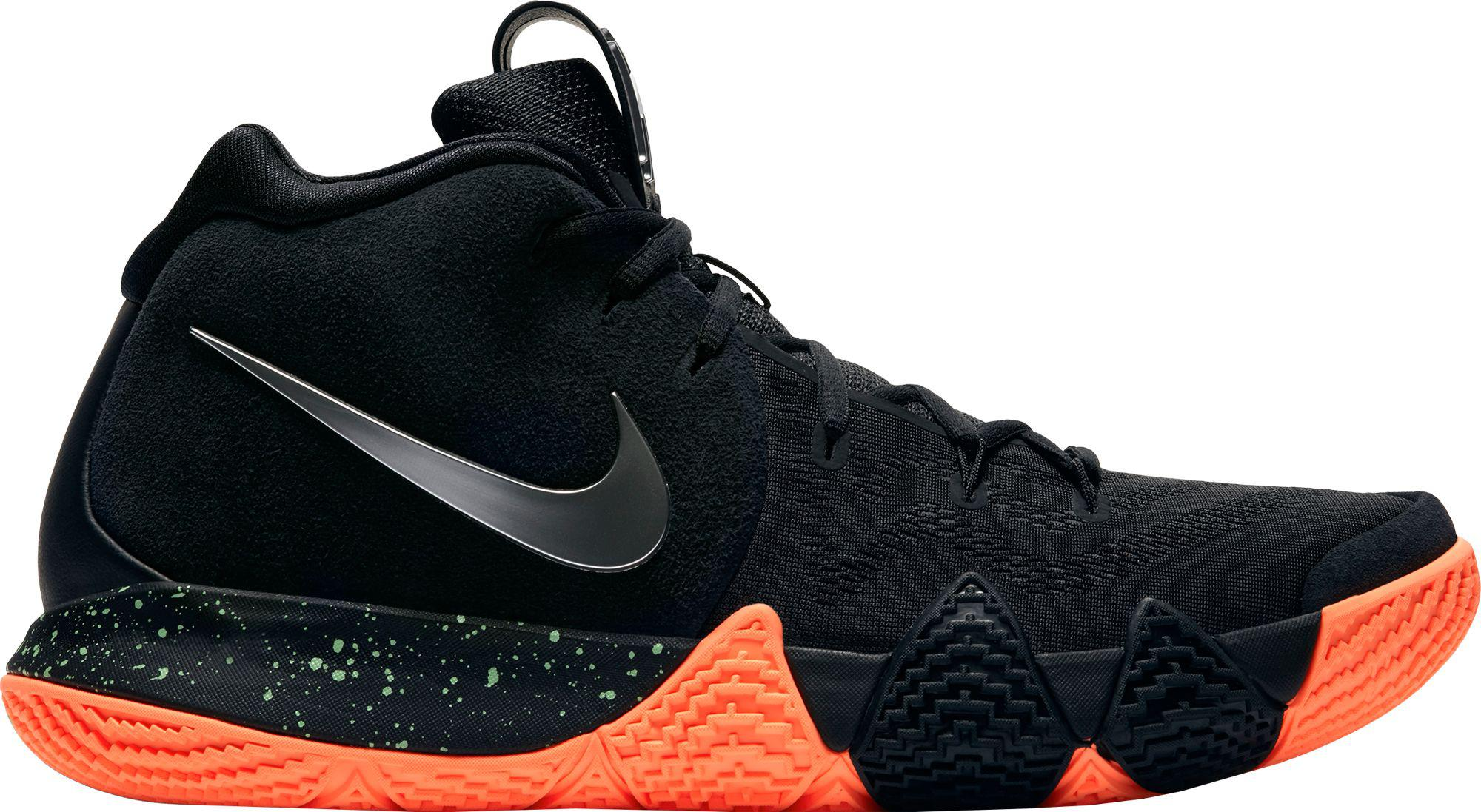3391050b7098 Lyst - Nike Kyrie 4 Basketball Shoes in Black for Men