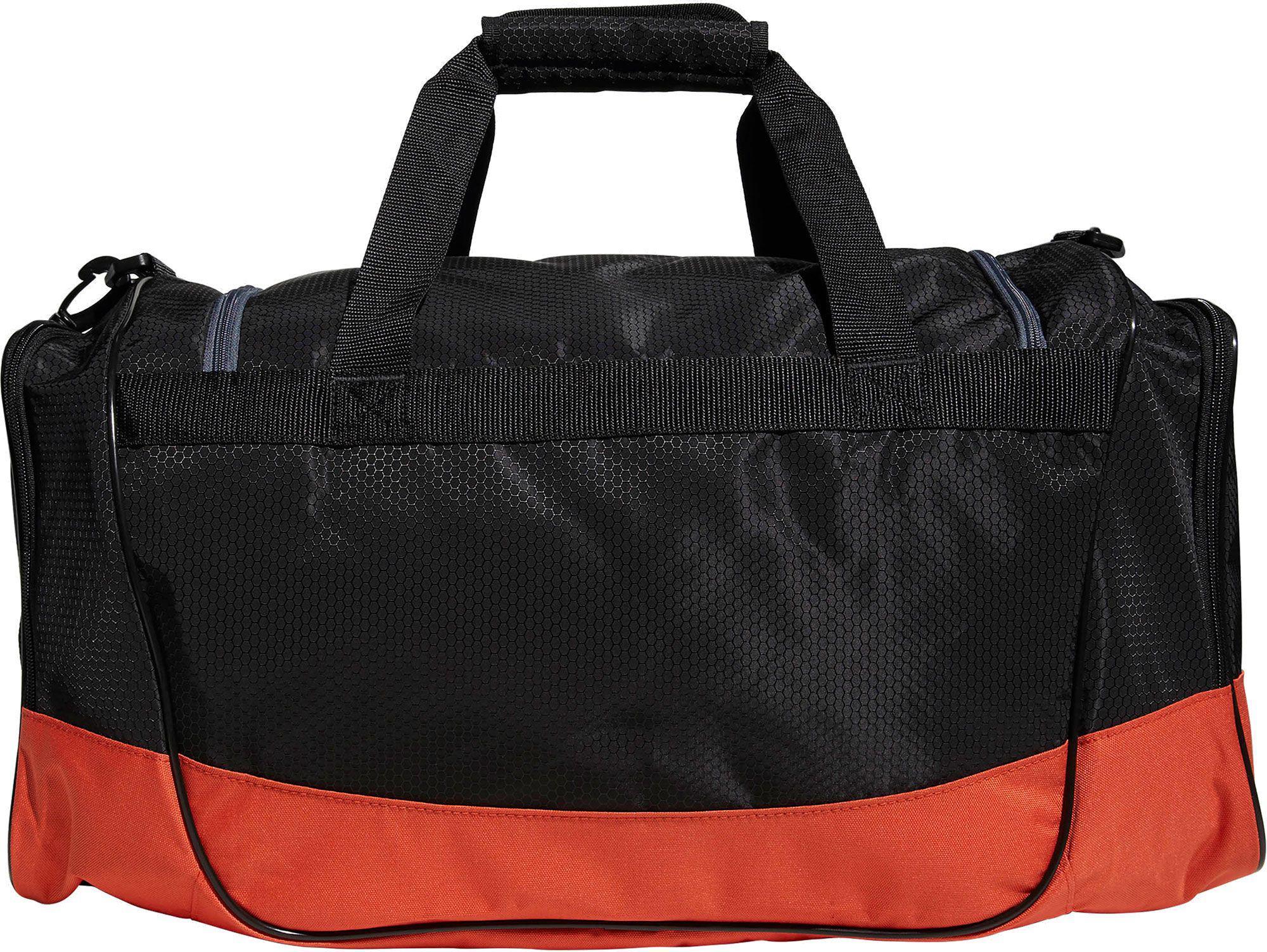 2761aad0dc8f Adidas - Black Defender Iii Medium Duffle Bag for Men - Lyst. View  fullscreen