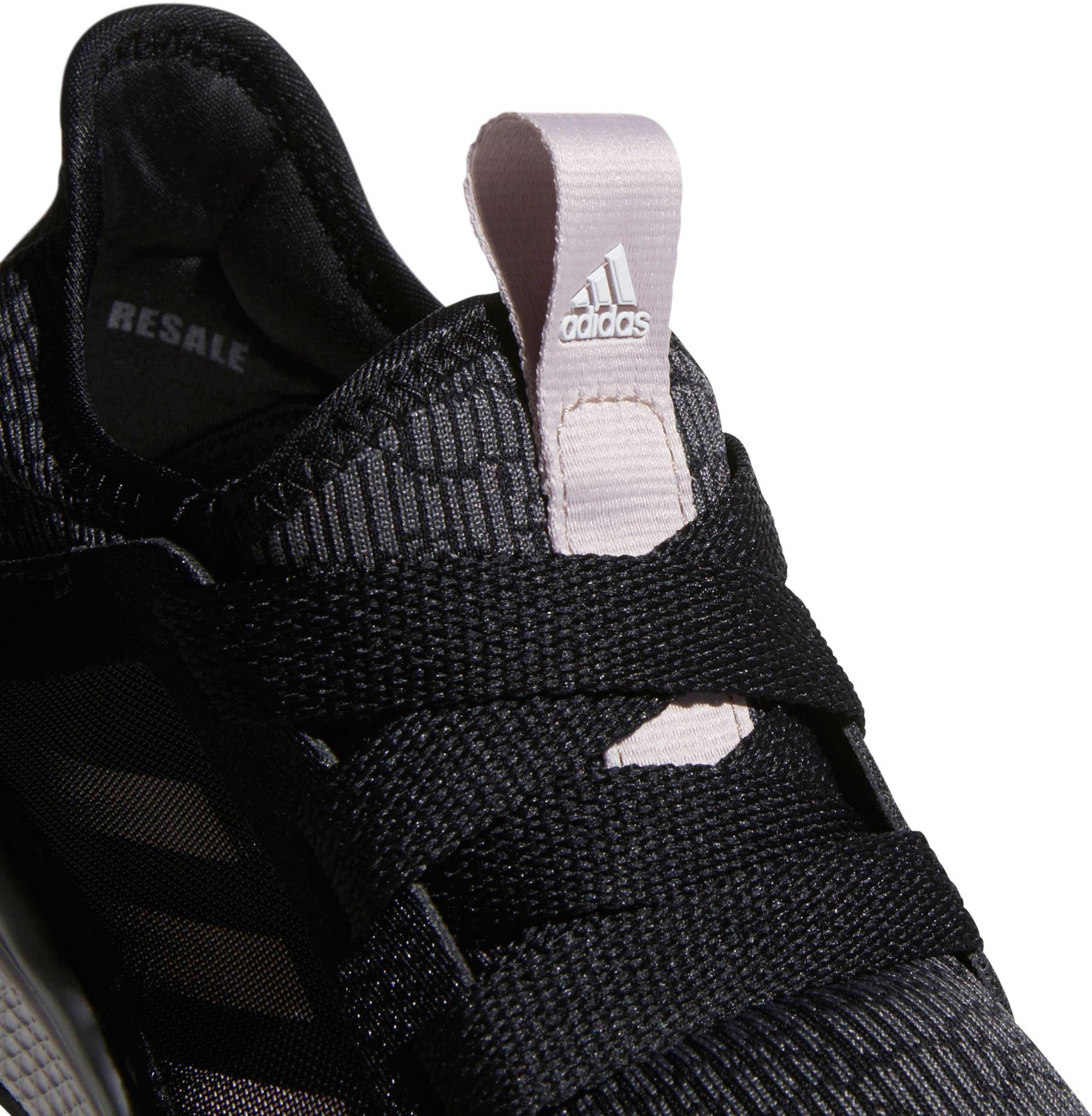 low priced ca7d1 6589b Adidas - Black Edge Lux Running Shoes - Lyst