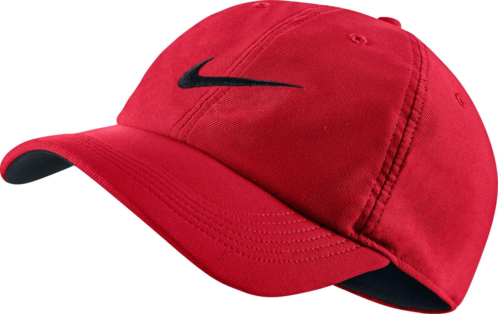 c685562fcf6 Lyst - Nike Twill H86 Adjustable Hat in Red for Men