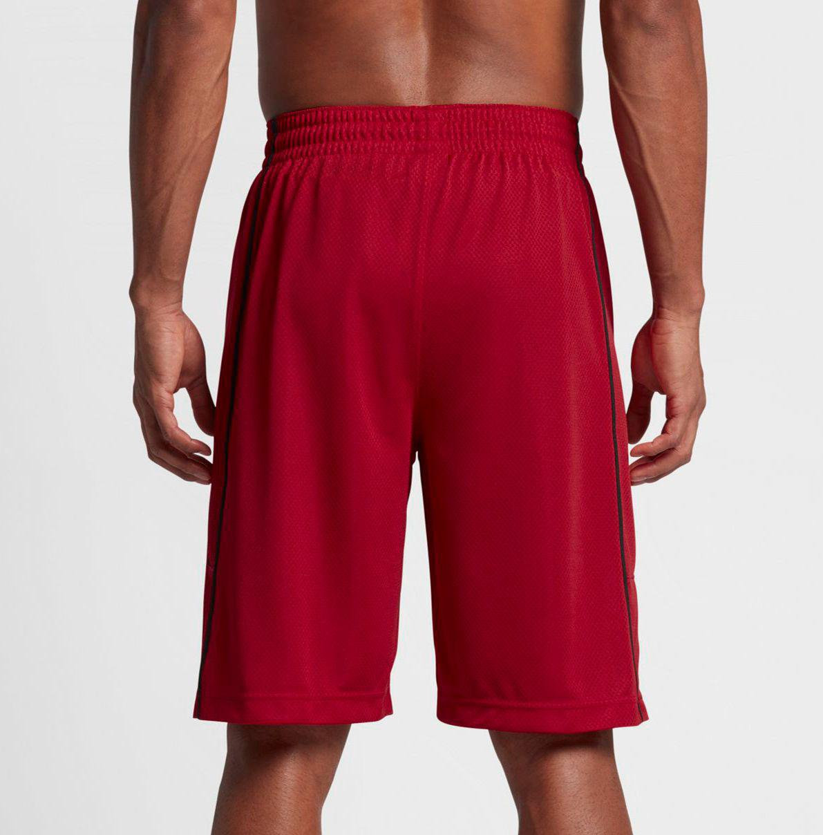 0dfdccc73d76 Lyst - Nike Jordan Double Crossover Basketball Shorts in Red for Men