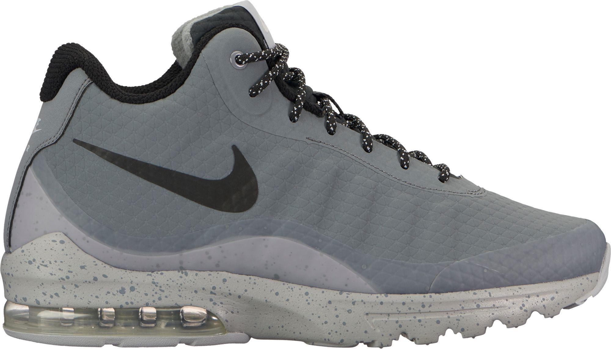 c919b4b45c Nike Air Max Invigor Mid Shoes in Gray for Men - Lyst
