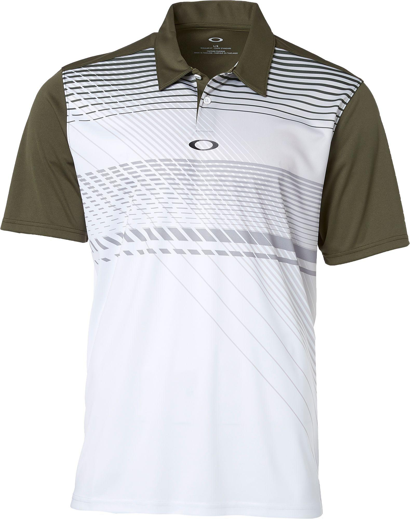 189fa2e5f4 Oakley Slim Fit Golf Shirt - BCD Tofu House