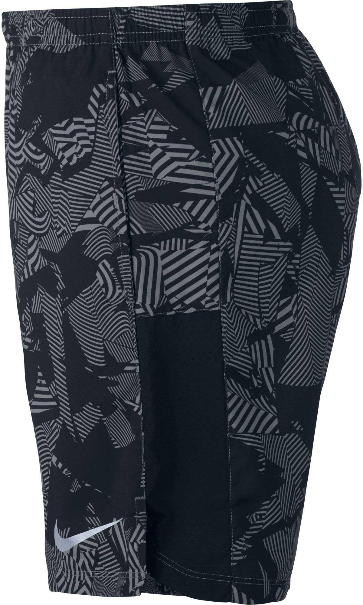 1c92e9ed43563 Nike 7\u0027\u0027 Flex Challenger Printed Running Shorts for Men - Lyst