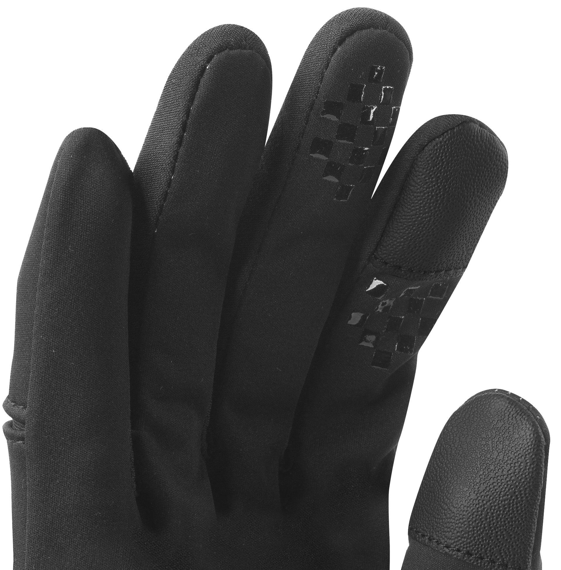 Nike - Black Shield Run Touch Screen Gloves for Men - Lyst. View Fullscreen