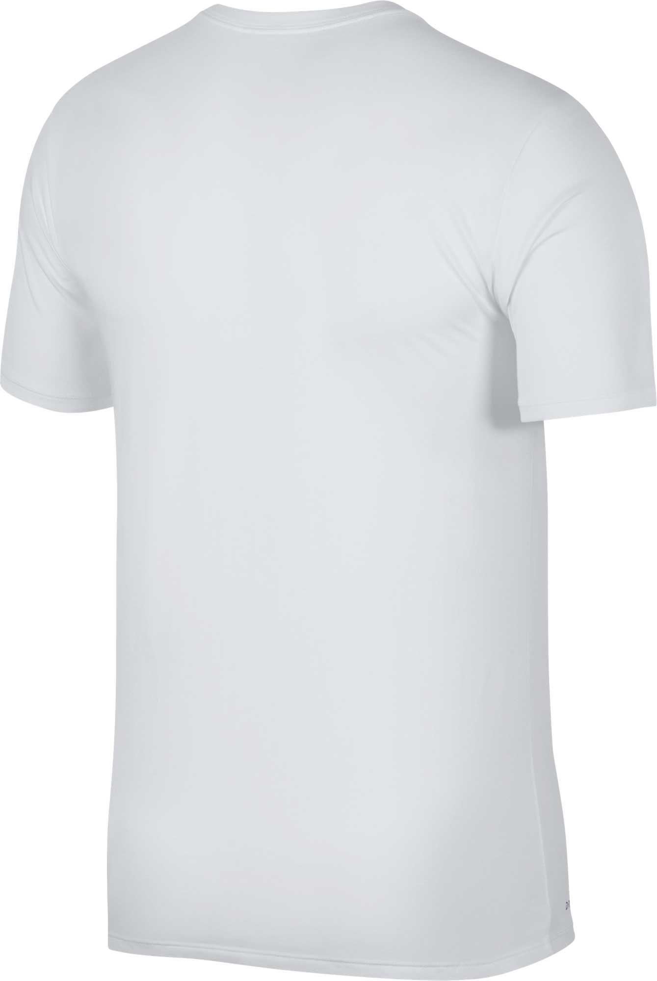 35df0fe40b141c Lyst - Nike Jordan Flight Mashup Graphic Tee in White for Men