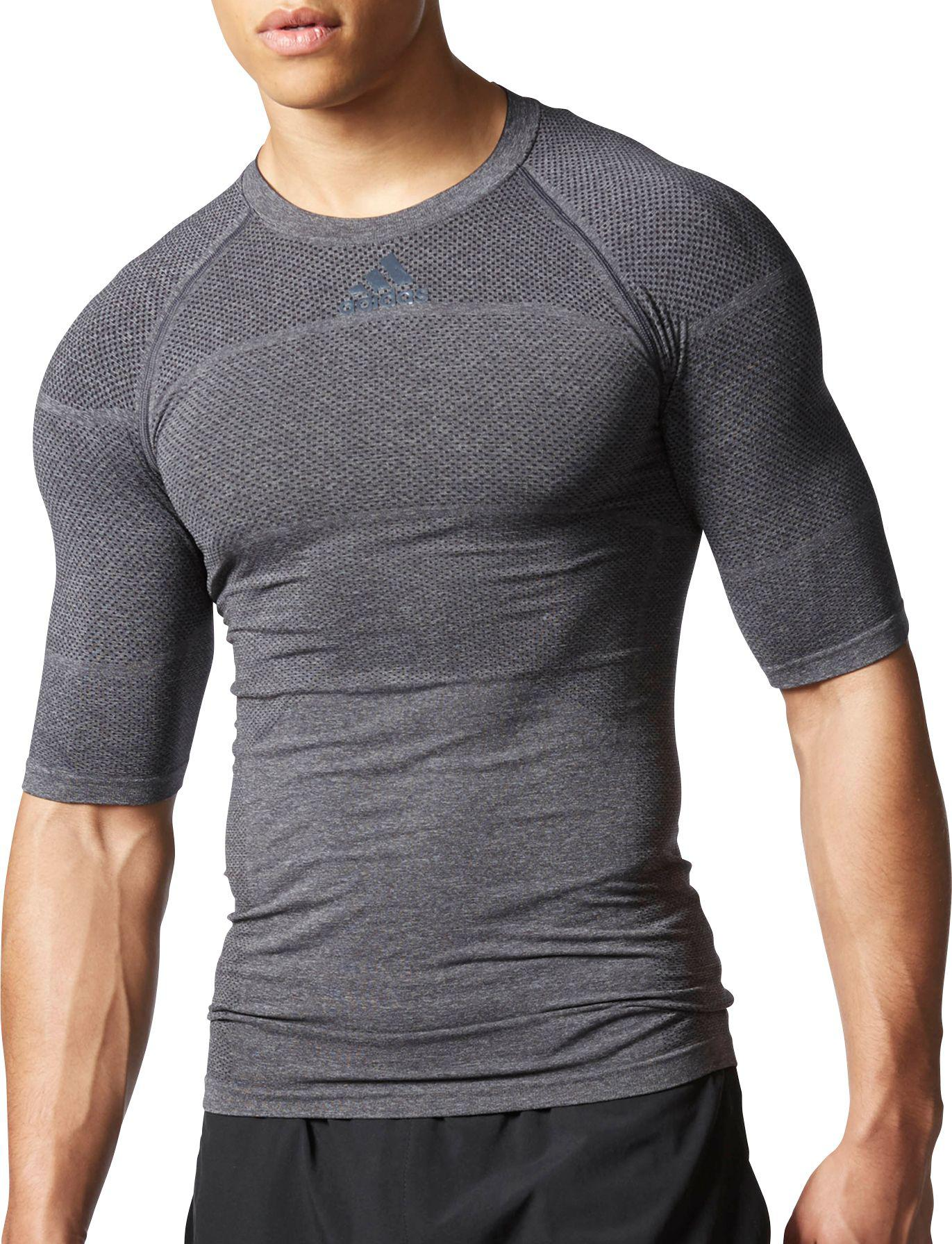 adidas compression t shirt