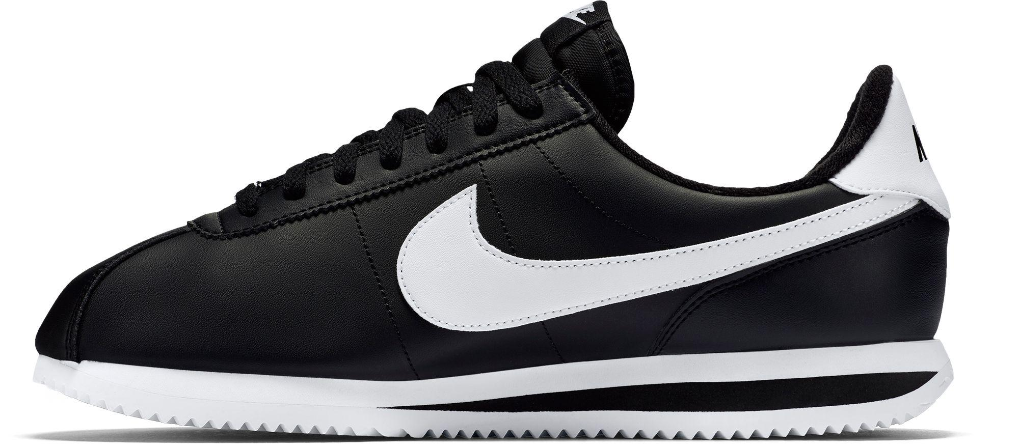 Nike | Black Classic Cortez Shoes for Men | Lyst
