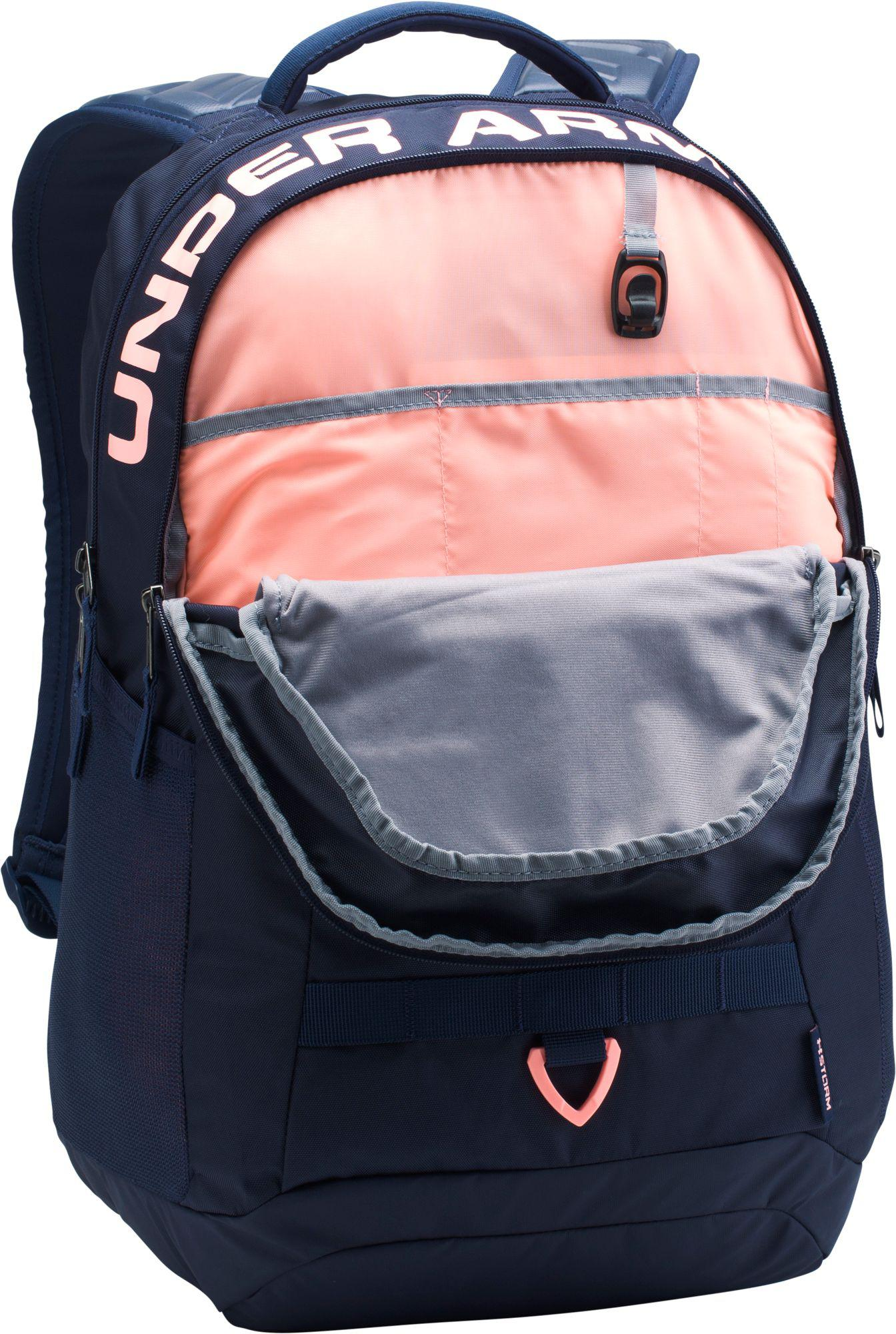 8034cb5320e1 Navy And Pink Under Armour Backpack- Fenix Toulouse Handball