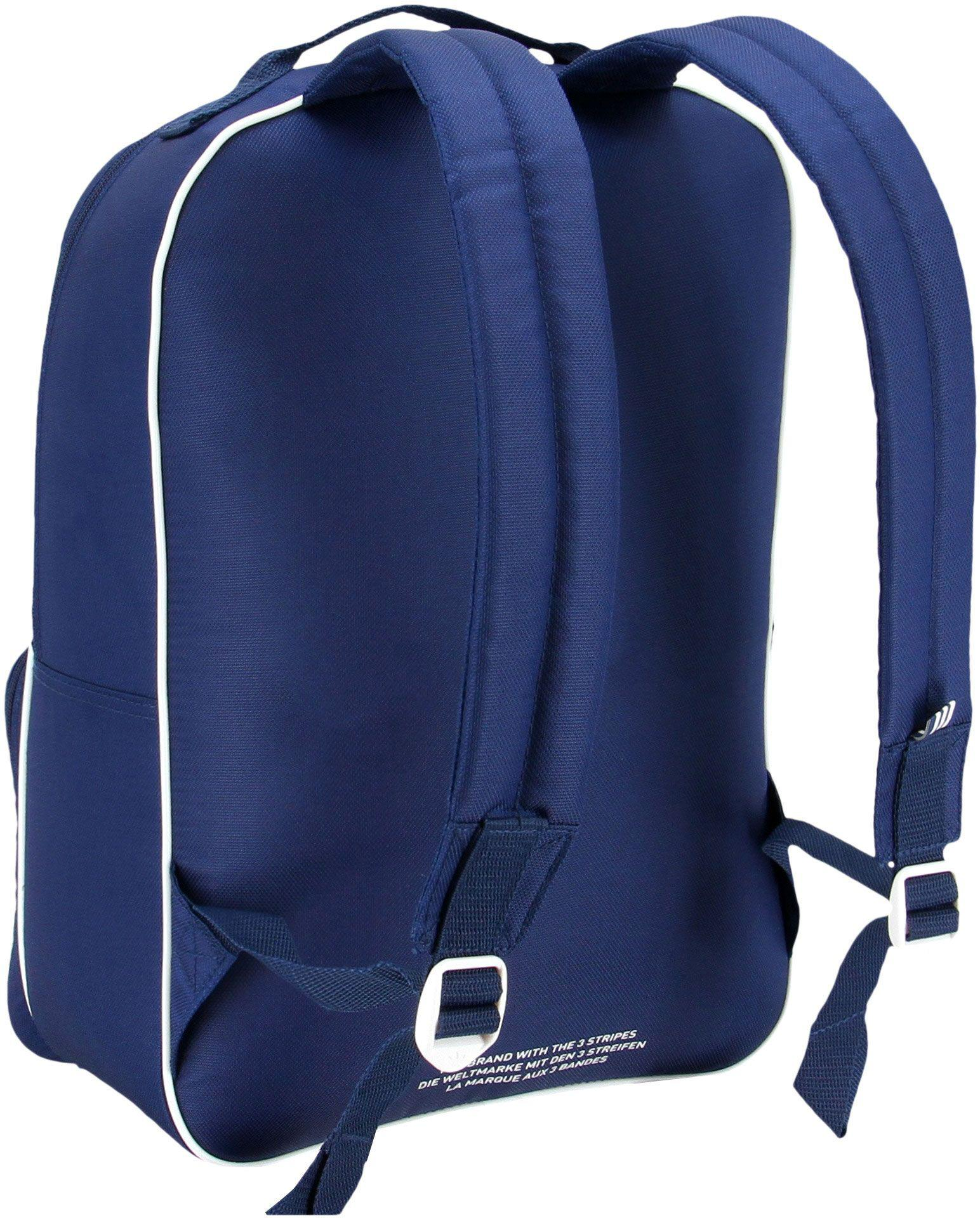 13908e78d95e Lyst - adidas Originals Santiago Backpack in Blue
