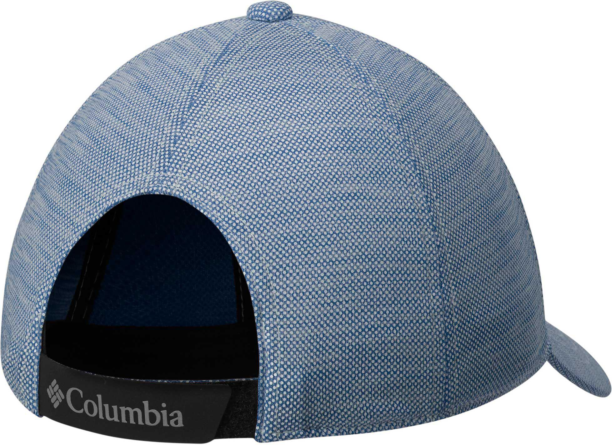 Lyst - Columbia Adult Solar Chill Pfg Hat in Blue for Men 7e27f1d3ced6