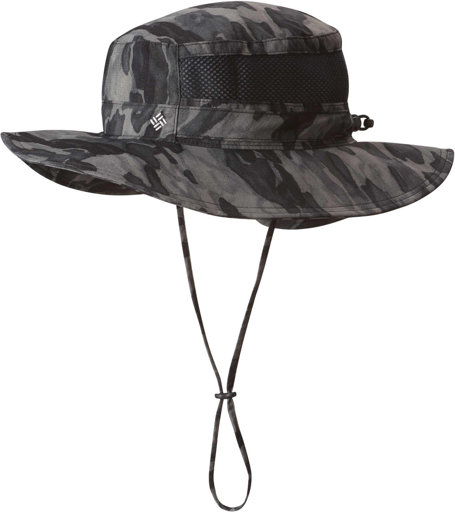 Lyst - Columbia Ora Bora Print Booney Hat in Black for Men 72ebc2e4ad41