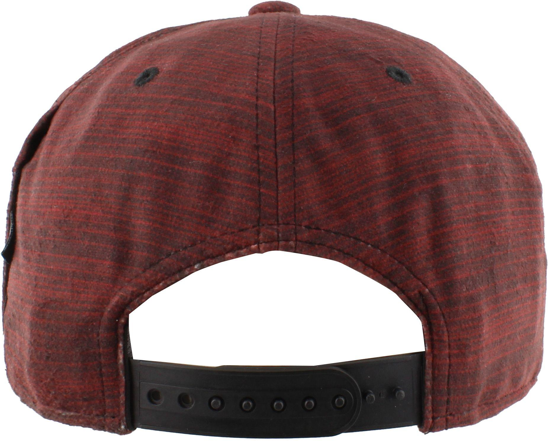 best service 56f3d 20a72 Adidas - Red Courtside Snapback Cap for Men - Lyst. View fullscreen