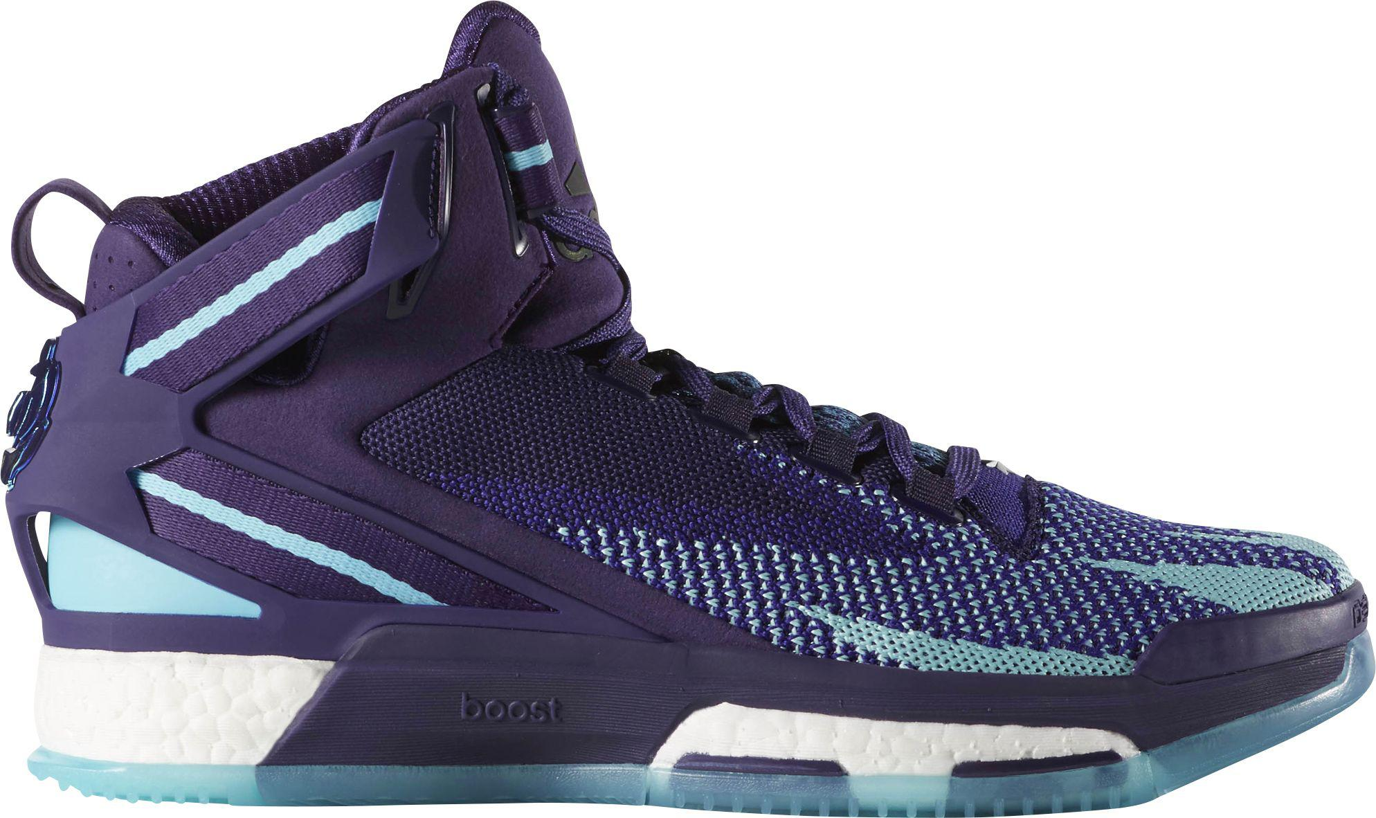644174258870 Lyst - adidas Originals D Rose 6 Primeknit Boost Basketball Shoes in ...