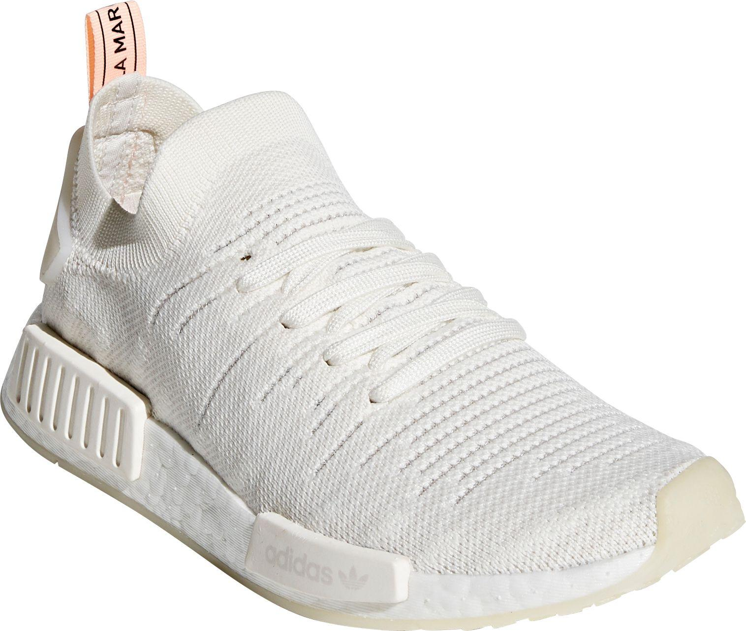 afc5cba10 Lyst - adidas Originals Nmd r1 Stlt Primeknit Shoes in White