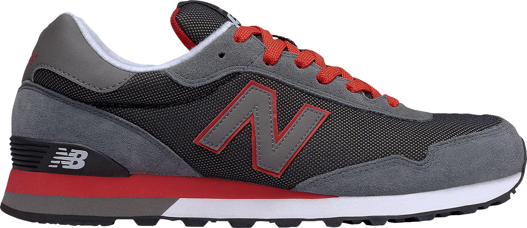 5fe47216e7a9a New Balance 515 Casual Shoes in Gray for Men - Lyst