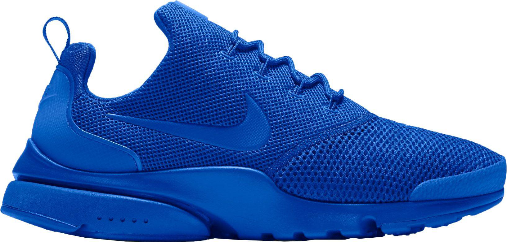 finest selection 7ab46 d1a0a Nike - Blue Presto Fly Shoes for Men - Lyst