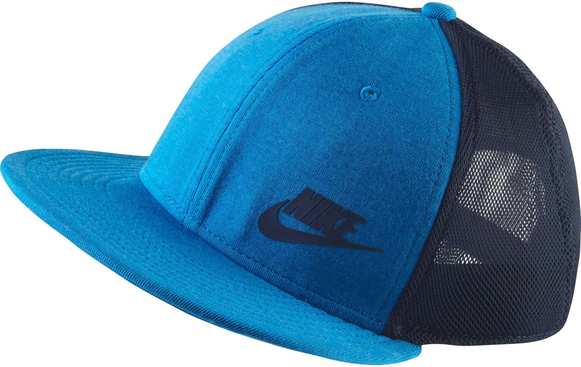 527378bfb Lyst - Nike True Tech Pack Adjustable Snapback Hat in Blue for Men