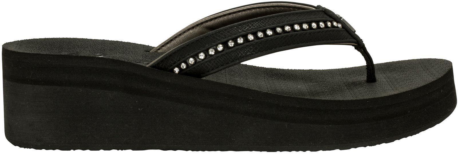 dba41128e Lyst - Cobian Tiffany Flip Flops in Black