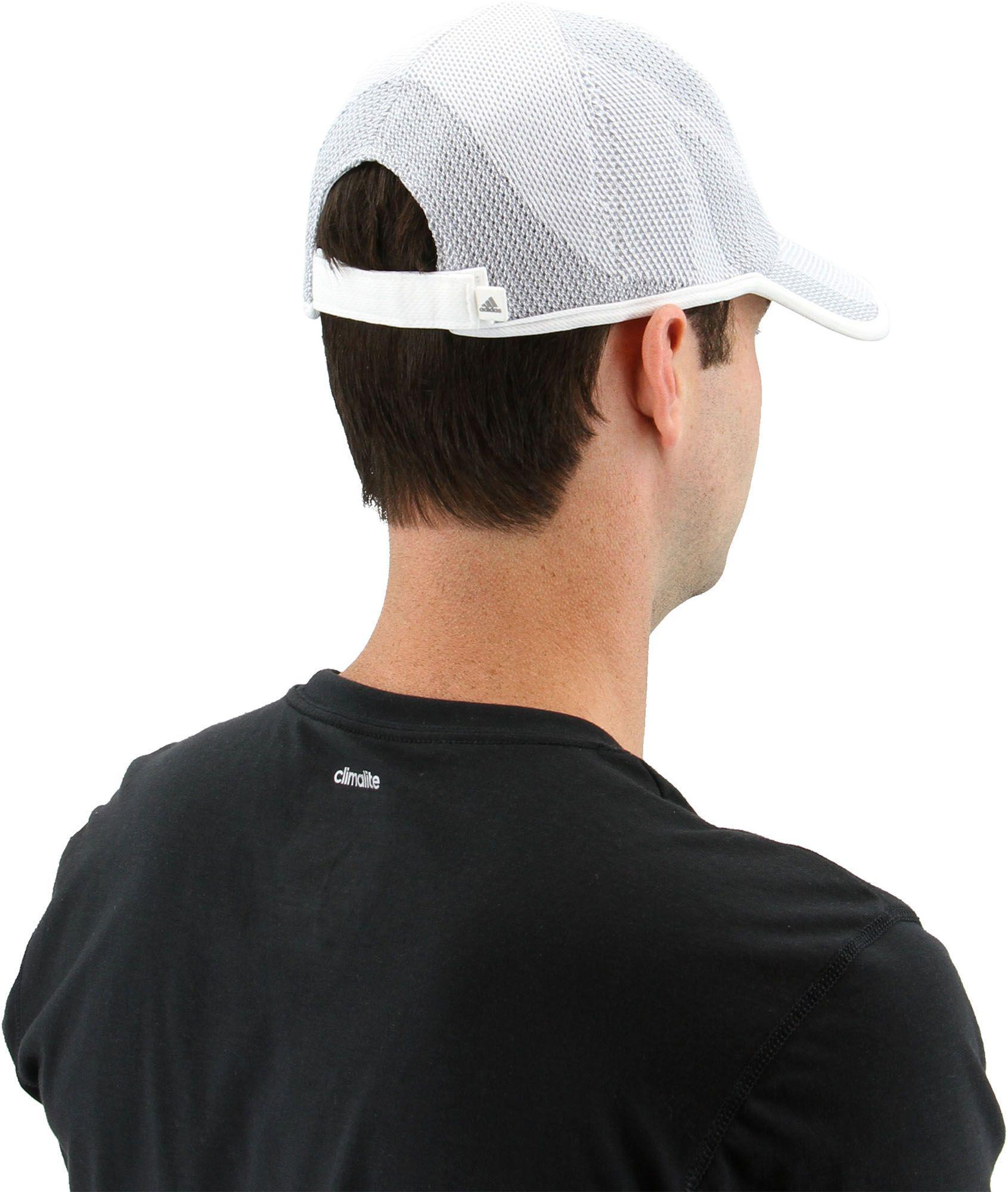 Lyst - adidas Superlite Prime Hat in White for Men 39ac4b3ccf6