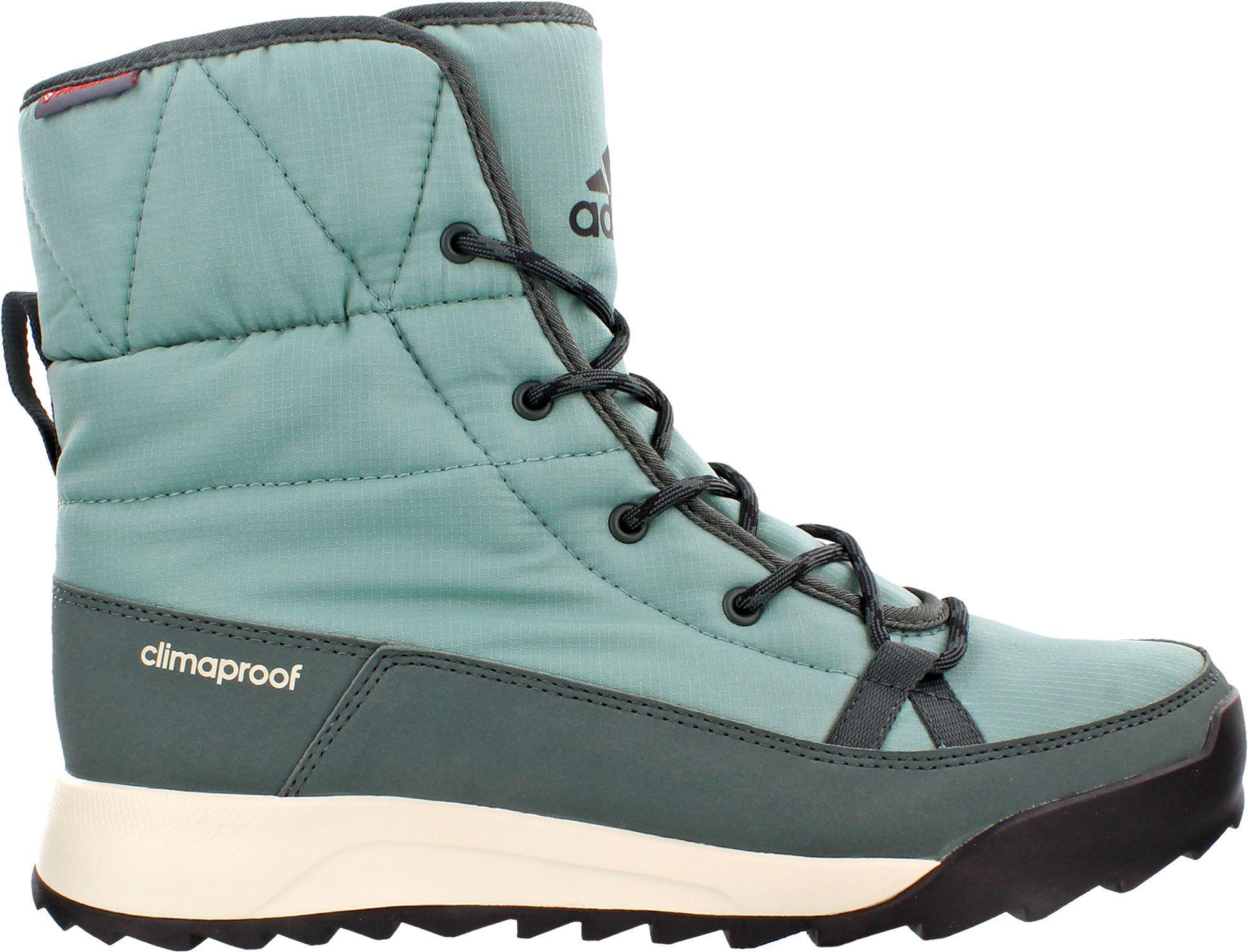 Lyst adidas outdoor cw choleah climaproof 100g stivali invernali per gli uomini.